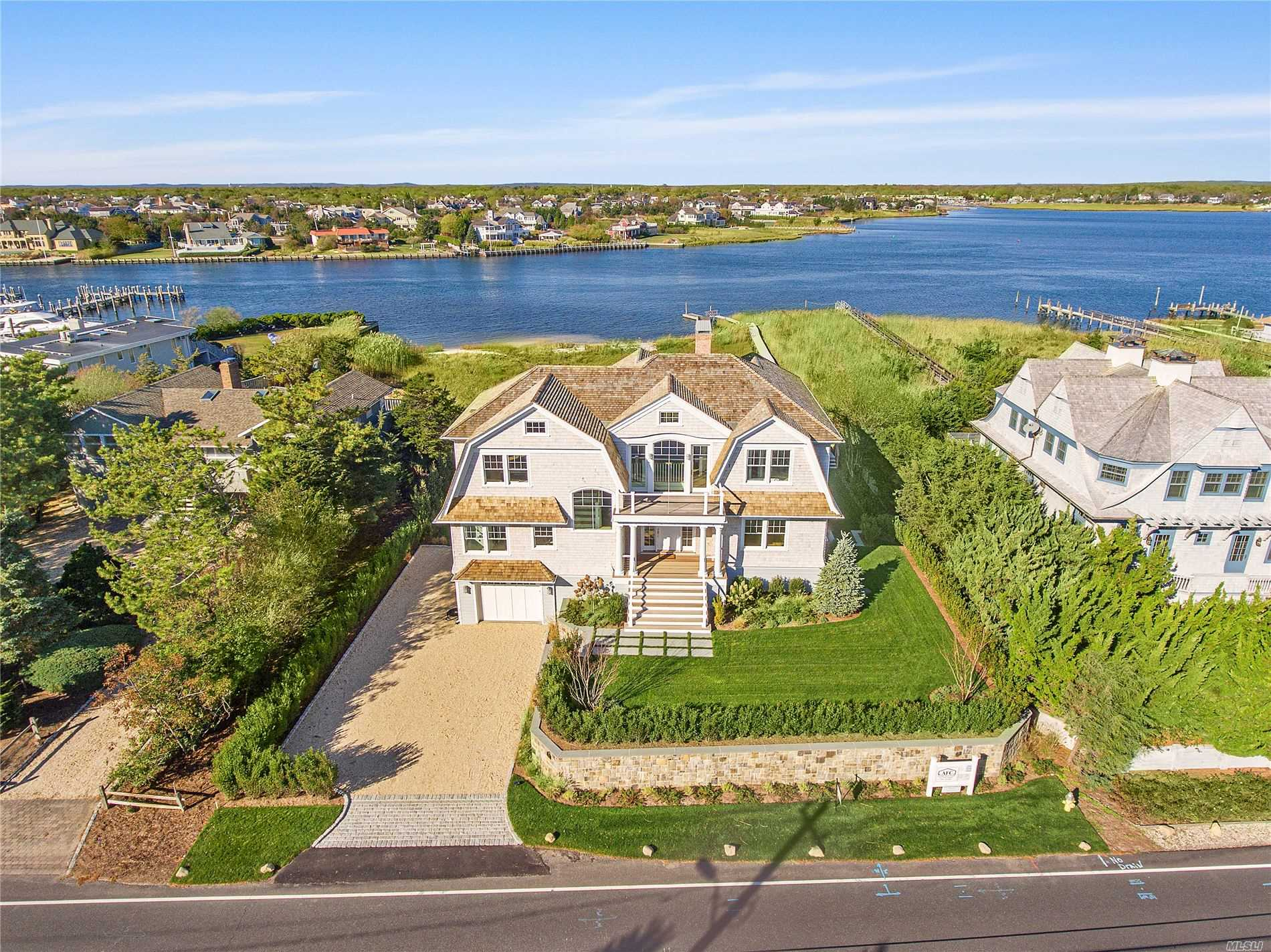 Residential For Sale in 216 Dune Road, Westhampton Bch, NY ,11978