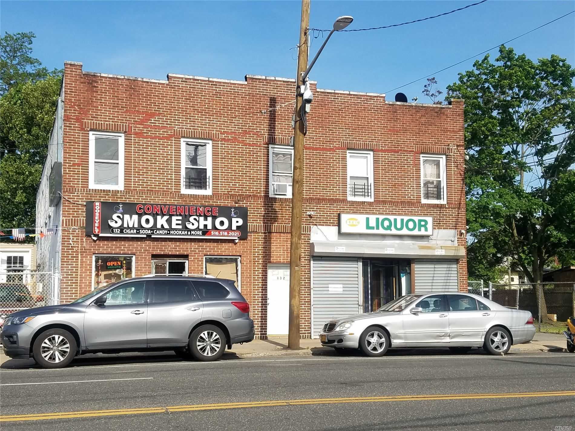 Commercial for sale in , Roosevelt, NY ,11575