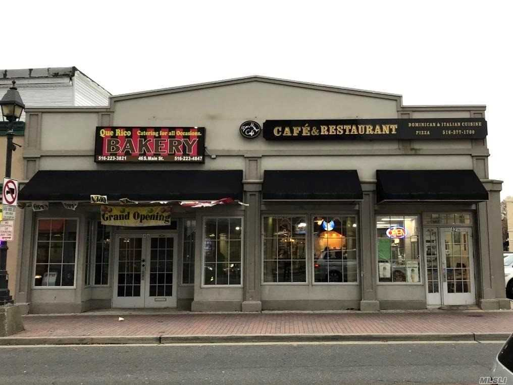 Commercial for sale in 42-46 S Main St, Freeport, NY ,11520