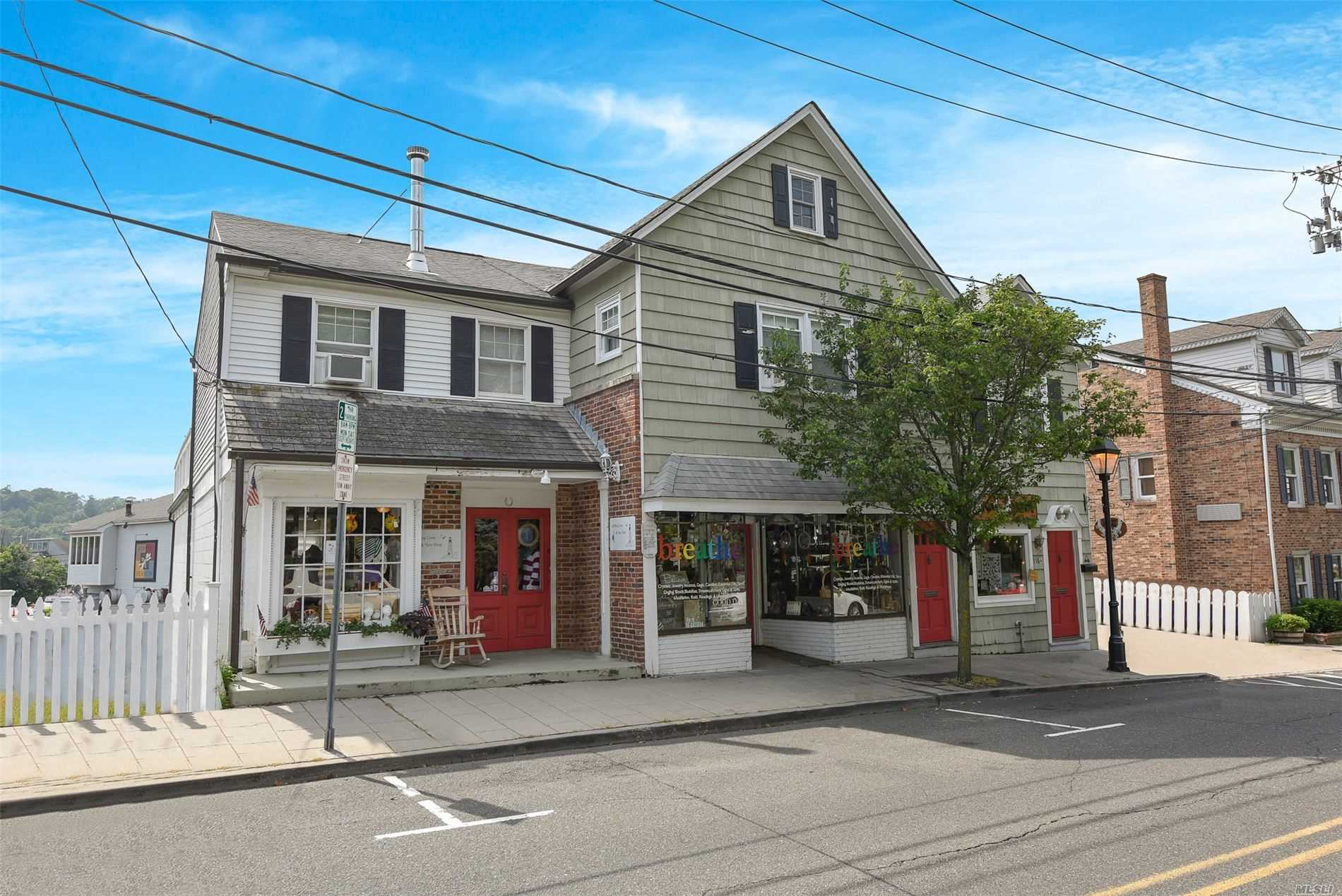 Commercial for sale in 116 Main E St, Port Jefferson, NY ,11777