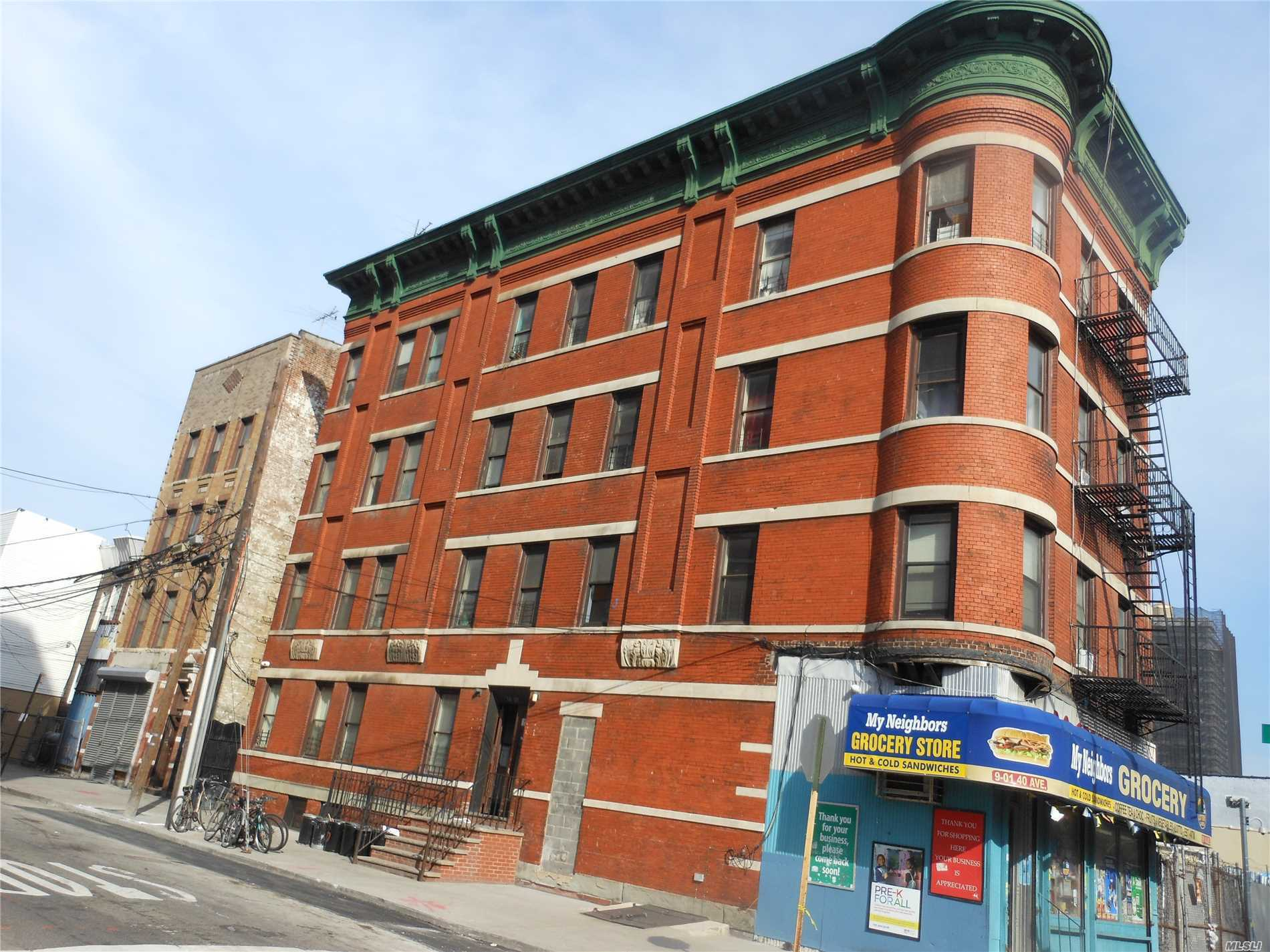 Residential For Sale in 901 40 Ave, Long Island City, NY ,11101