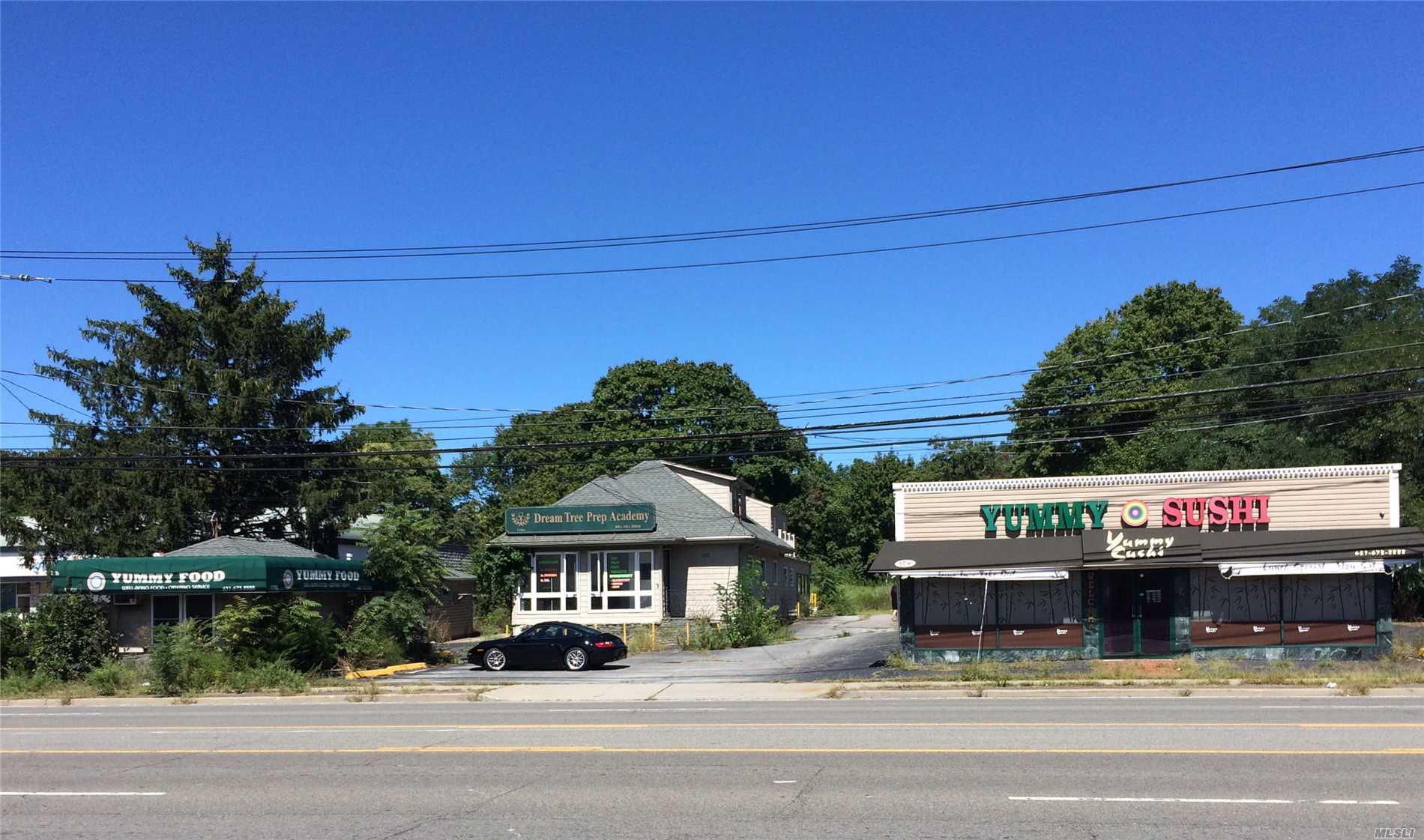 Commercial for sale in 95-115-117 W. Jericho Tpke, Huntington Sta, NY ,11746
