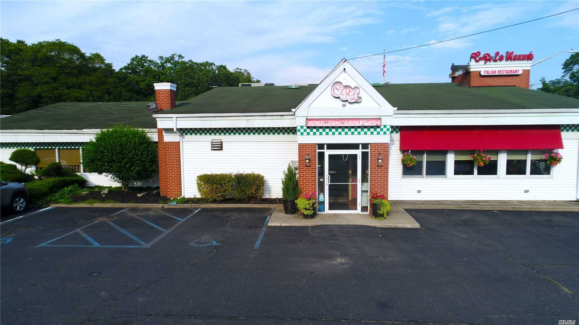 Commercial for sale in 915 Route 25A, Miller Place, NY ,11764