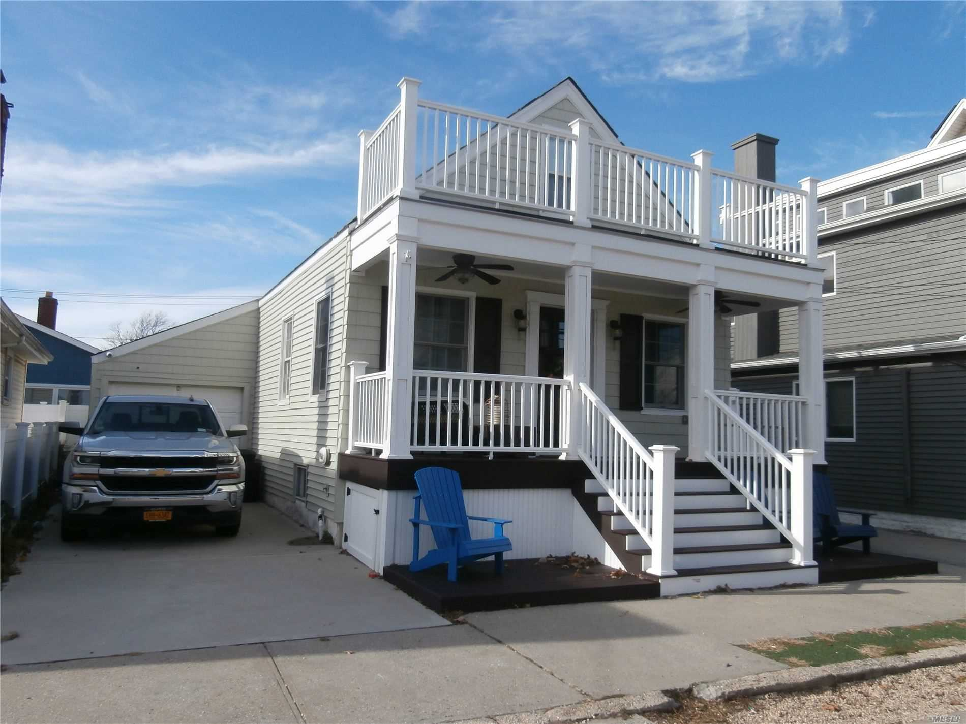 Residential For Sale in 13 Garden City Ave, Point Lookout, NY ,11569