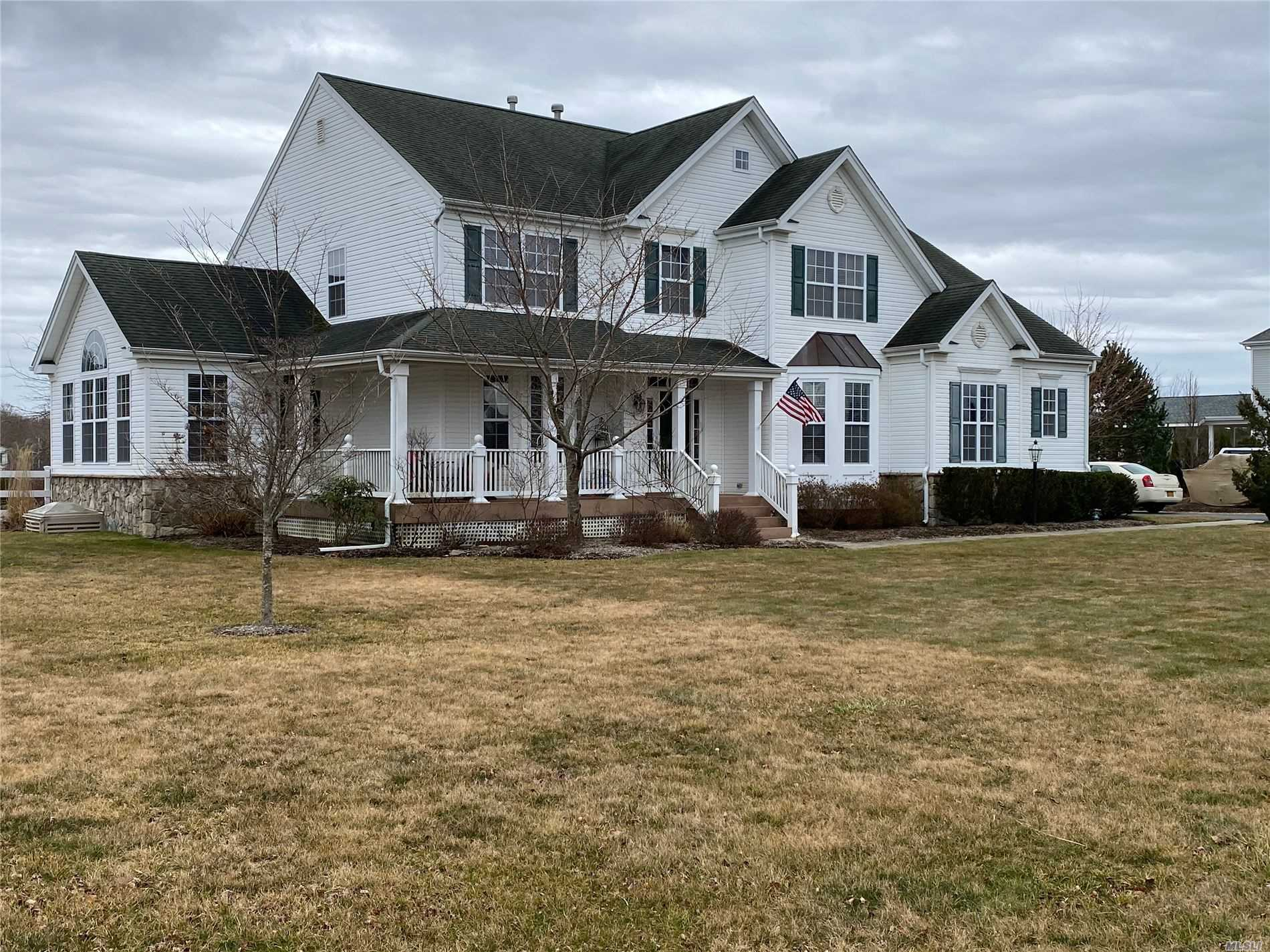 Residential For Sale in 97 Canterbury Drive, Wading River, NY ,11792