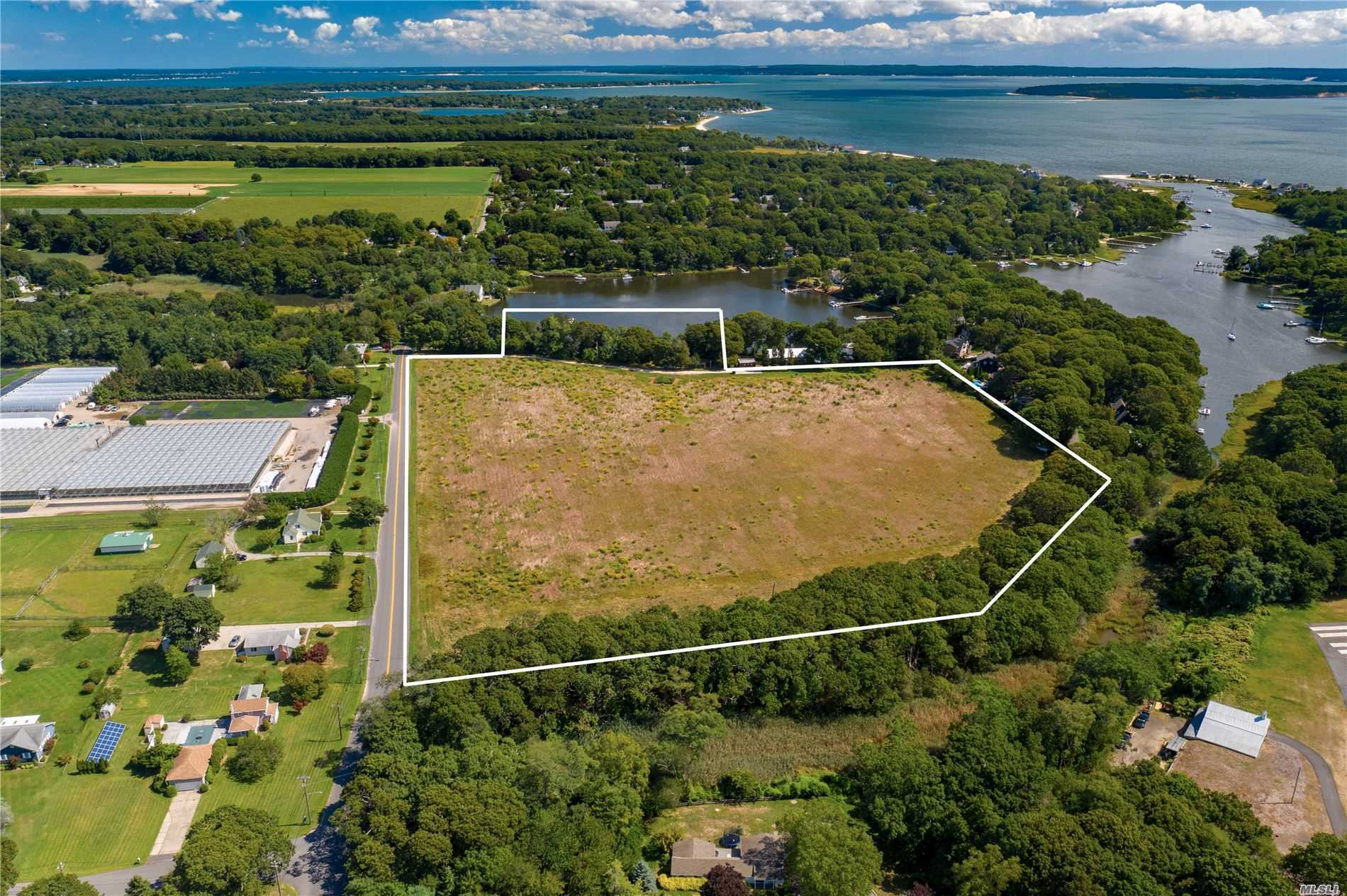 Land for sale in 4180 New Suffolk Ave, Mattituck, NY ,11952