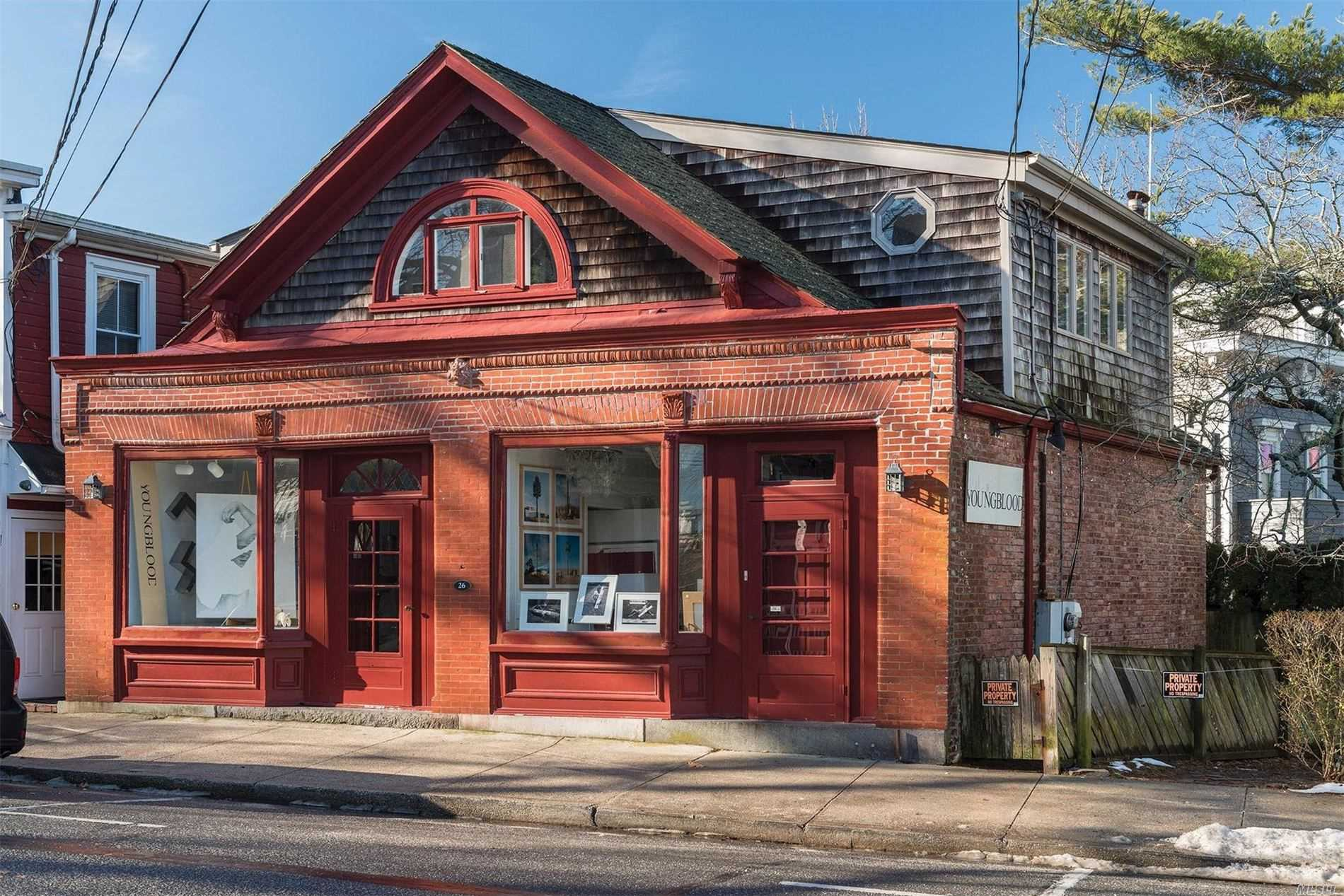 Commercial for sale in , Sag Harbor, NY ,11963