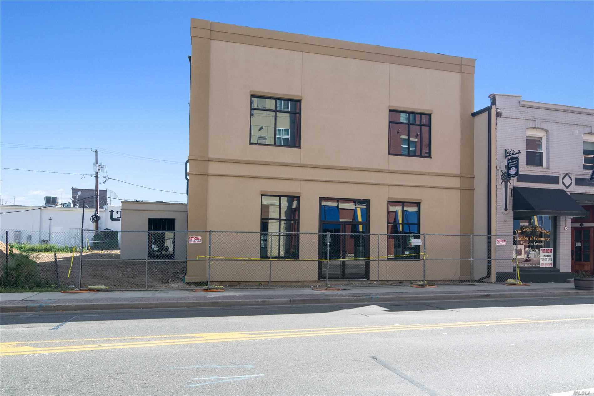 Commercial for lease in 17-19 Ocean Avenue N, Patchogue, NY ,11772