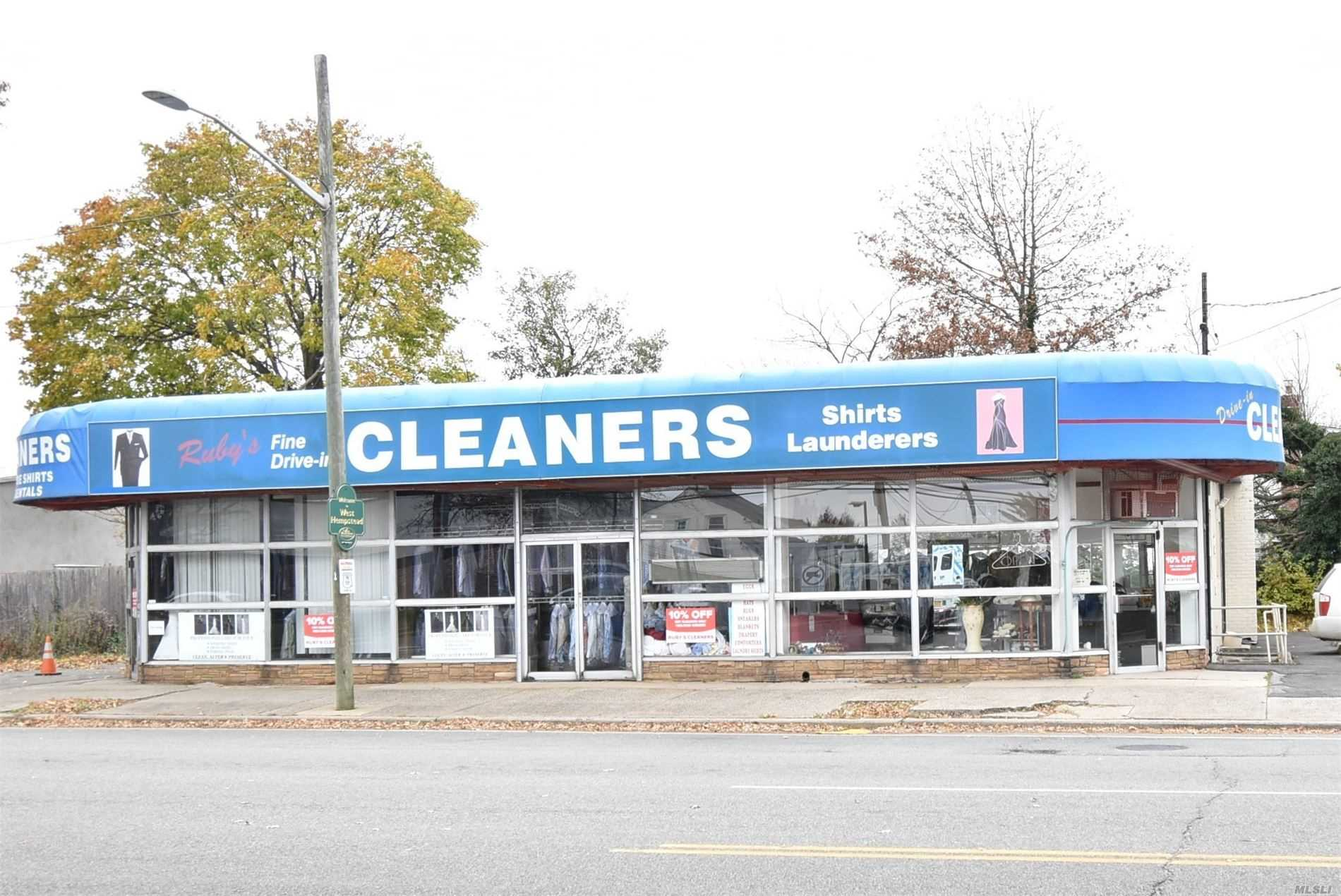 Commercial for sale in 25 Nassau Blvd, W. Hempstead, NY ,11552