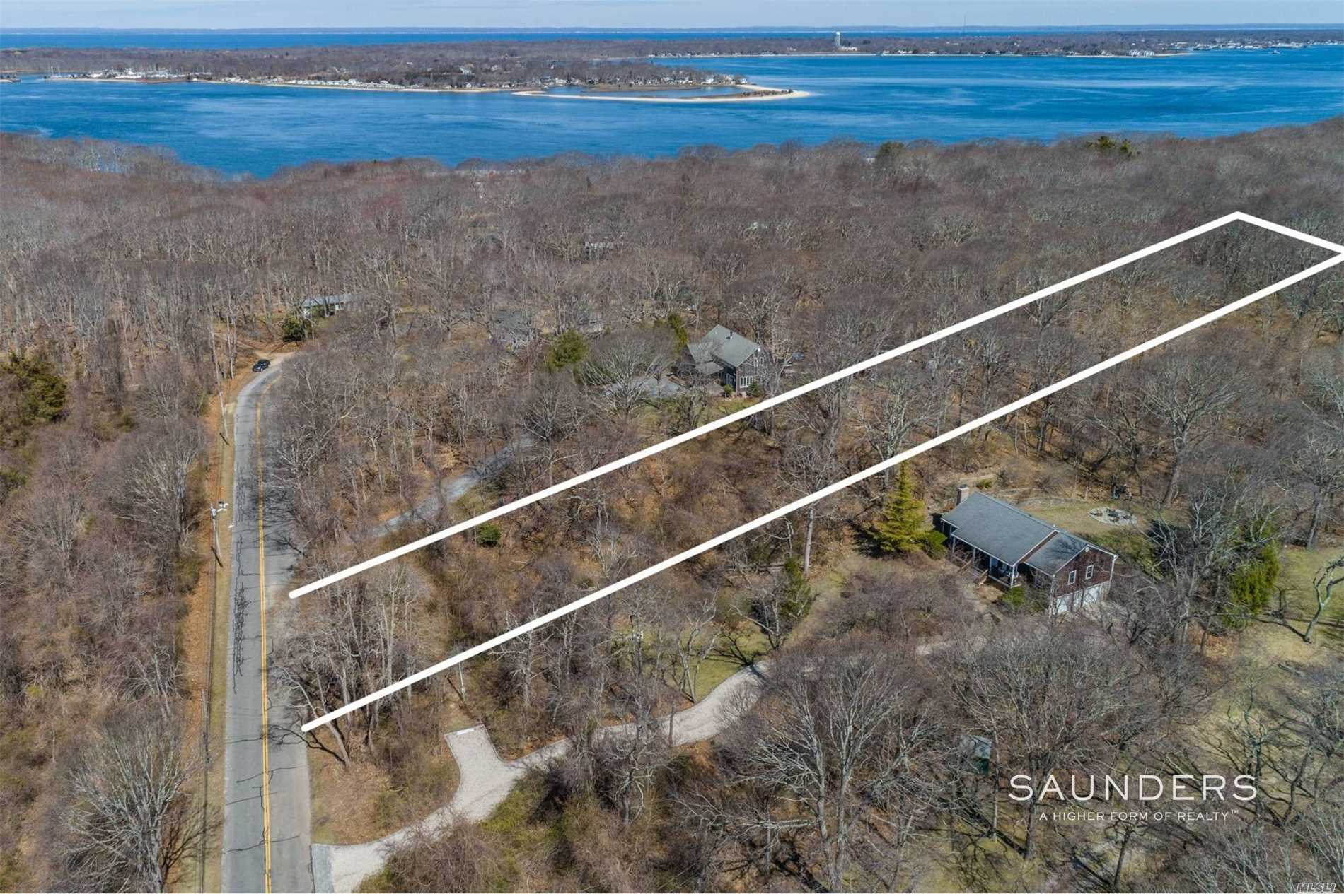 Land for sale in 34 Rocky Point Ave, Shelter Island, NY ,11964