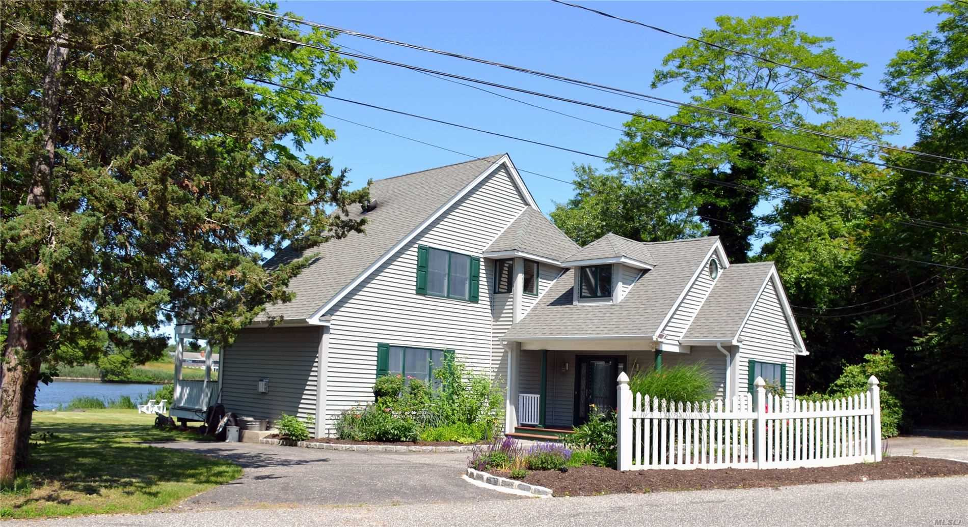 Residential For Sale in 31 River Ave, Eastport, NY ,11941