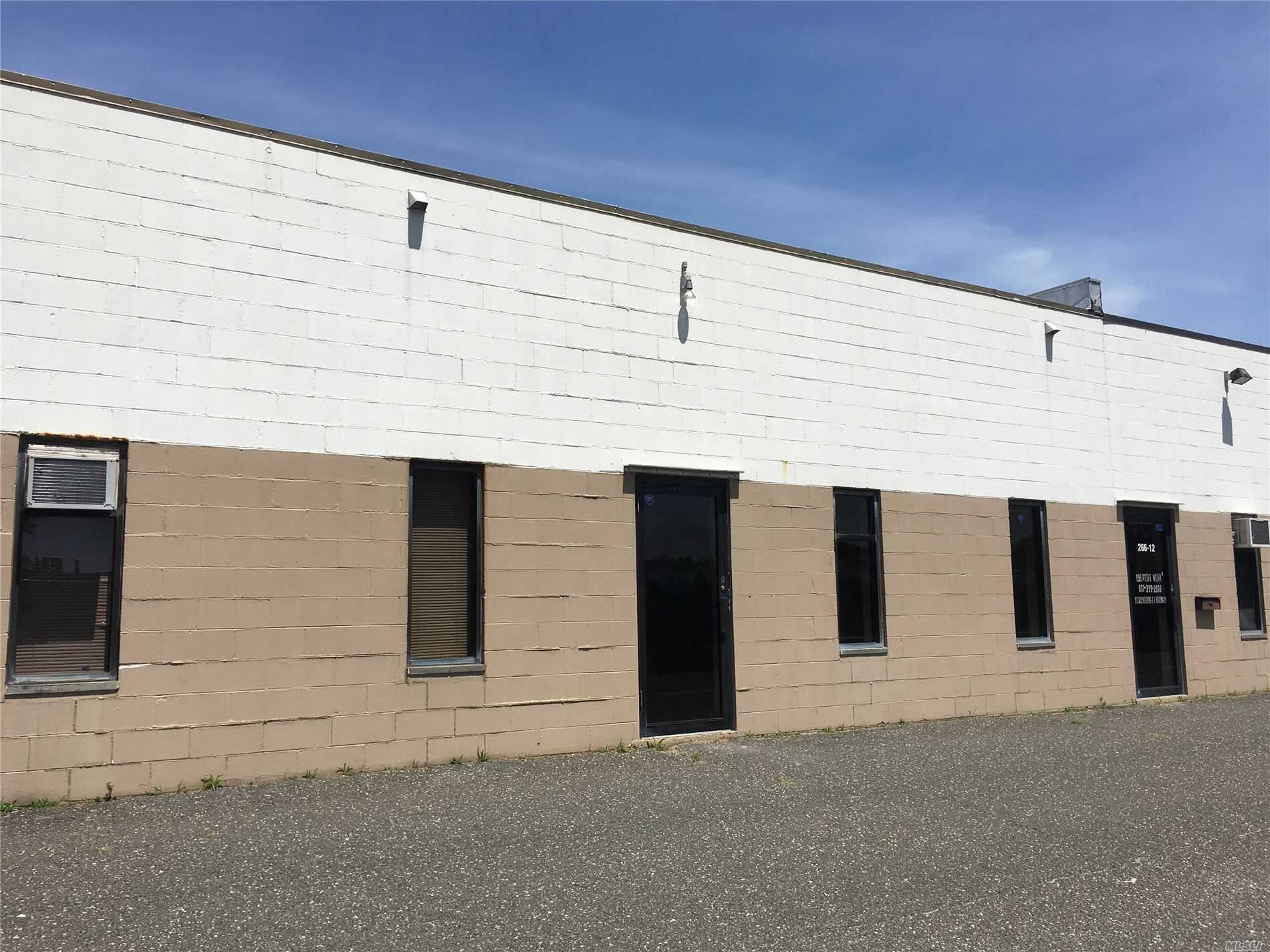 Commercial for sale in 266 Middle Island Rd, Medford, NY ,11763