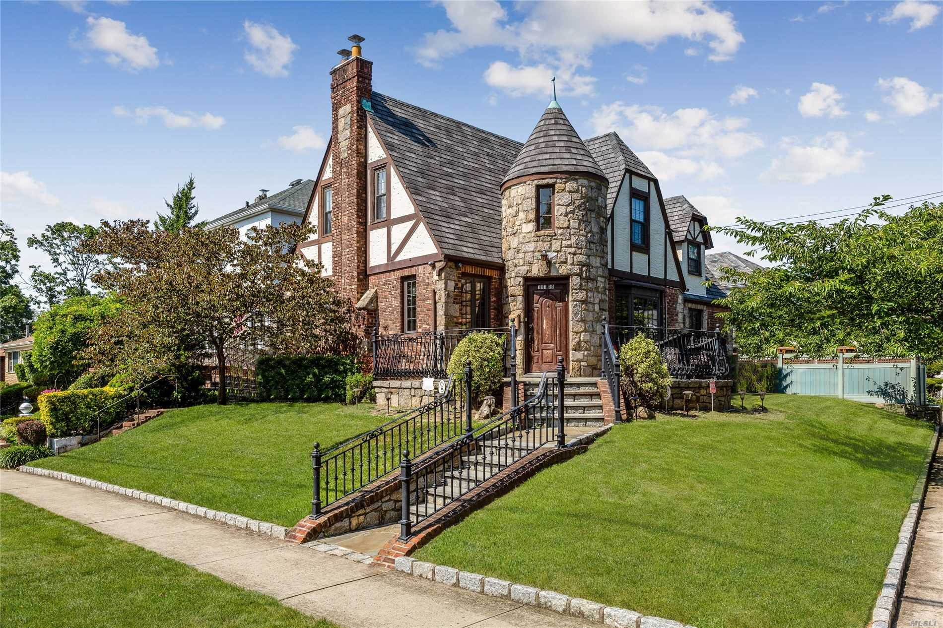 Residential For Sale in 181-03 Kildare Rd, Jamaica Estates, NY ,11432