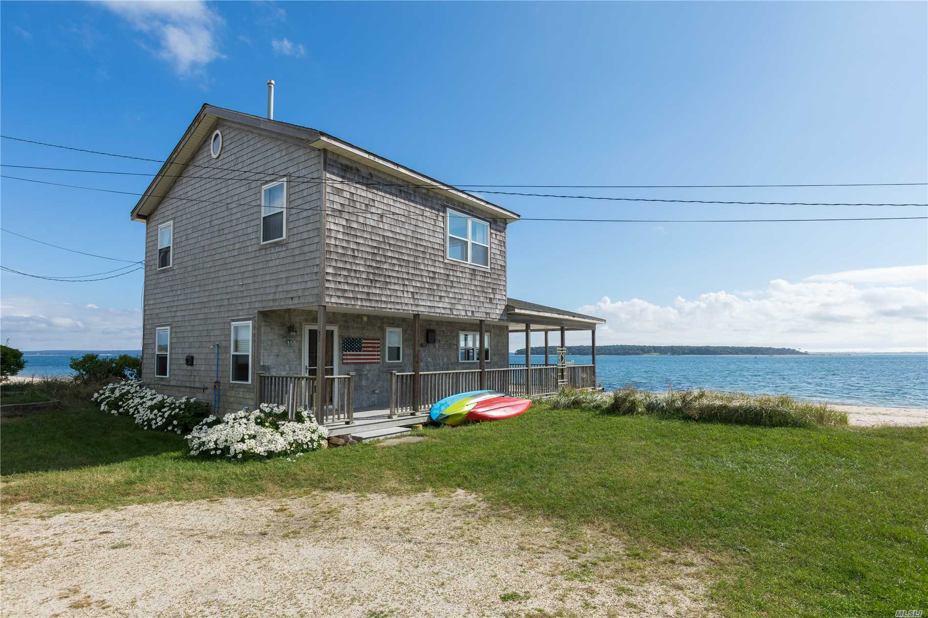 Residential For Sale in 35 2nd Street, New Suffolk, NY ,11956