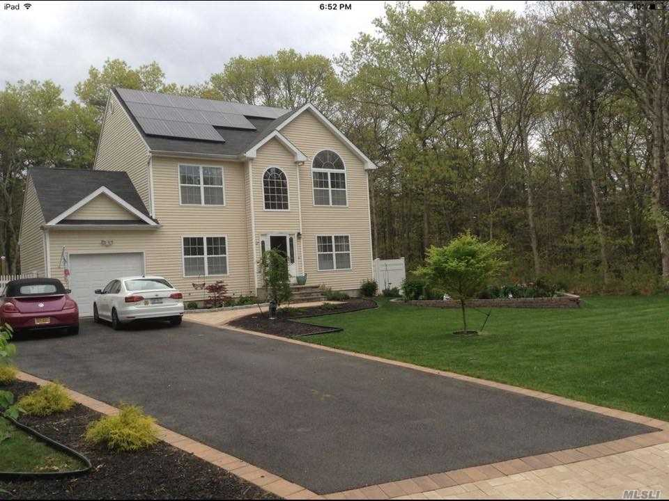 Residential For Sale in 27 Campbell Dr, Mastic, NY ,11950