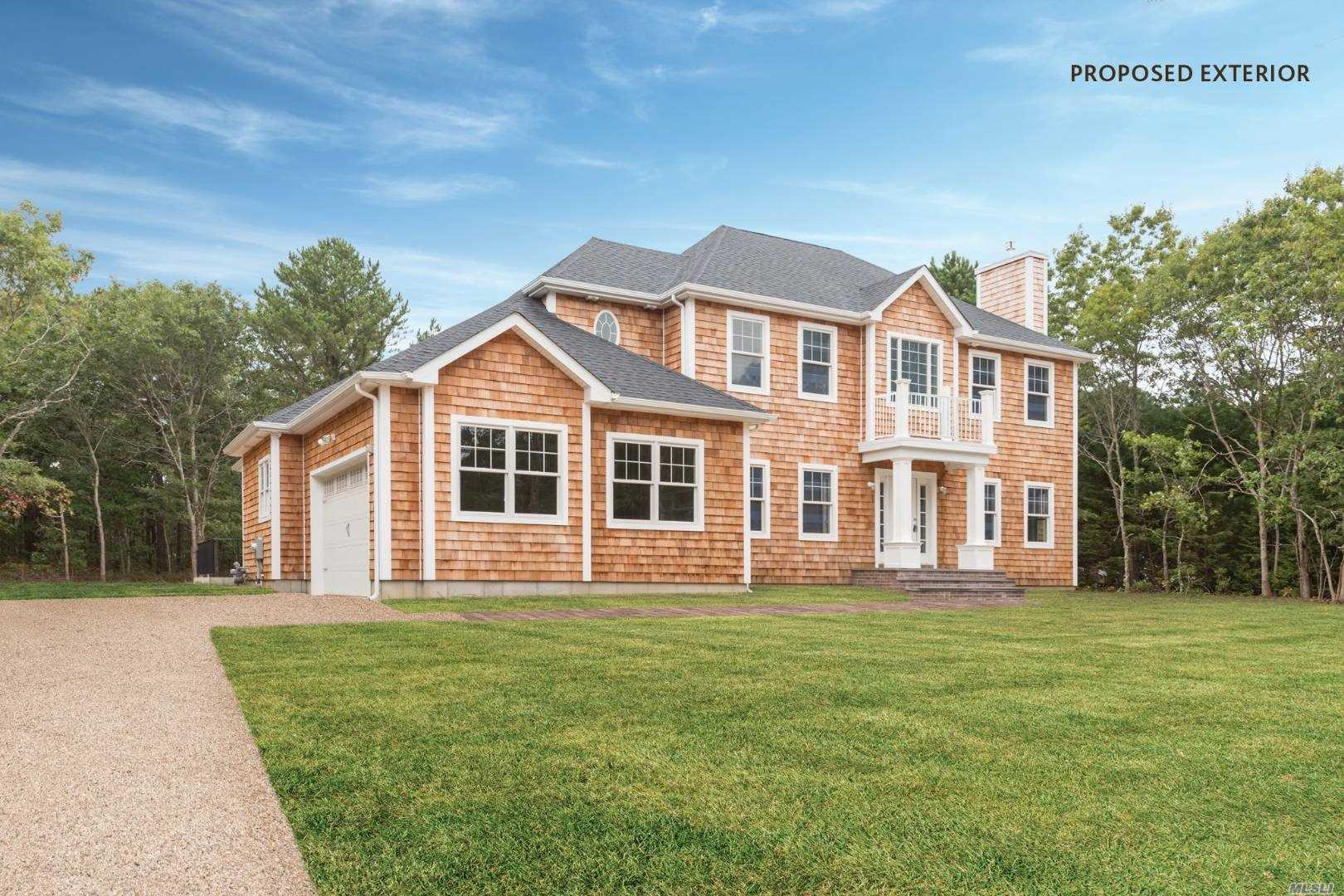Residential For Sale in 6 Clara Drive, E. Quogue, NY ,11942