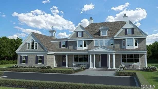 Residential For Sale in 34-Lot 1 Middle Hollow Rd, Lloyd Harbor, NY ,11743