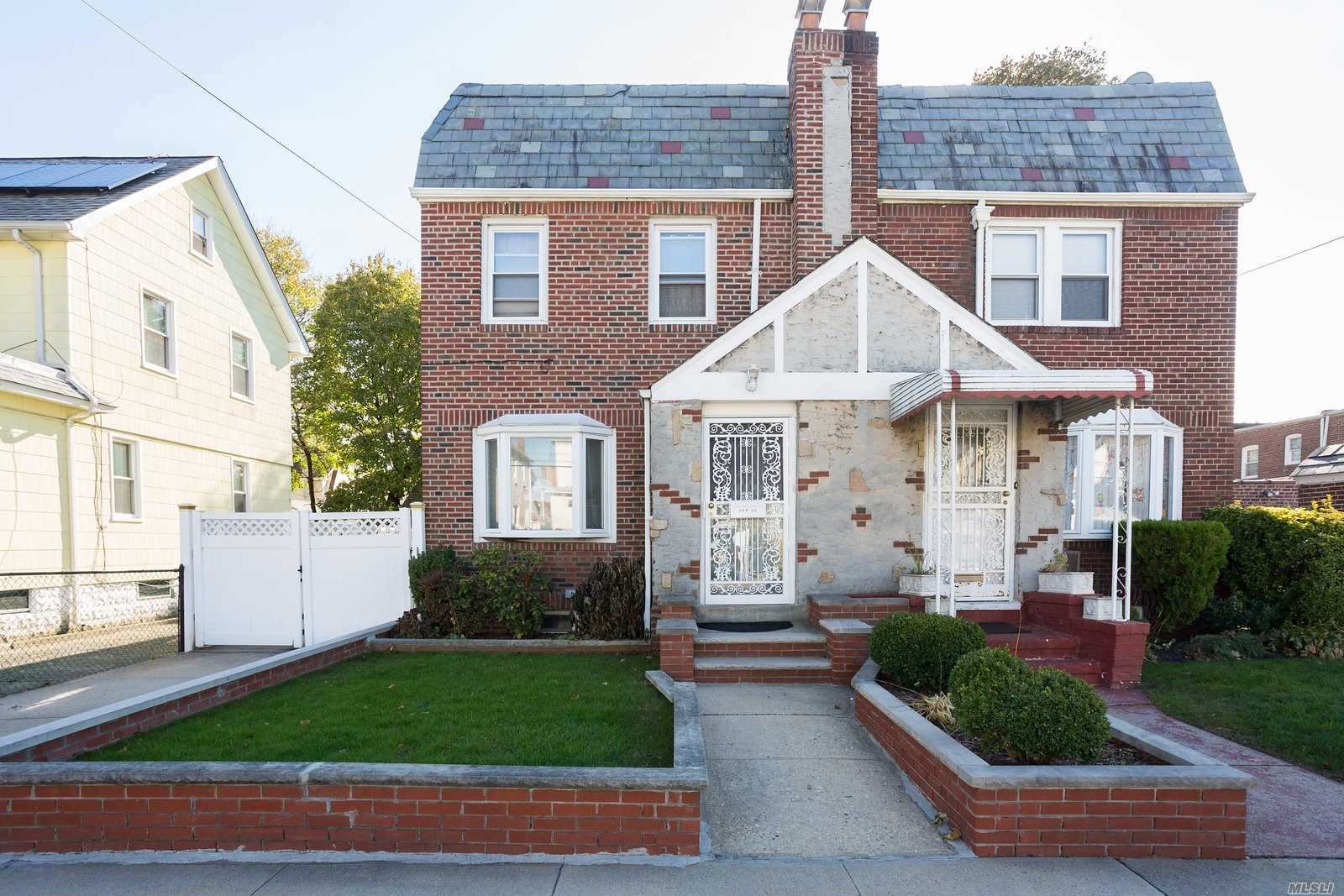 Residential For Sale in 209-30 111 Rd, Queens Village S, NY ,11429