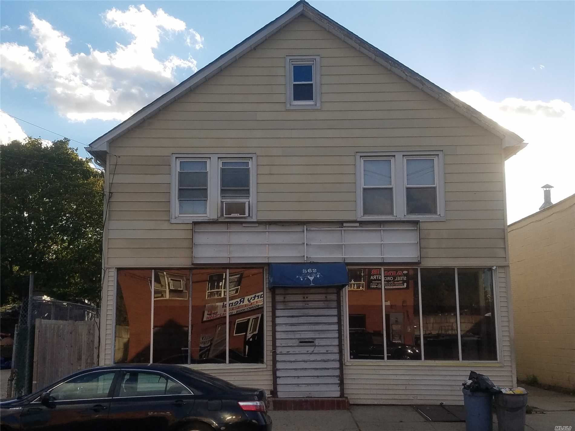 Commercial for sale in 862 Nassau Rd, Uniondale, NY ,11553