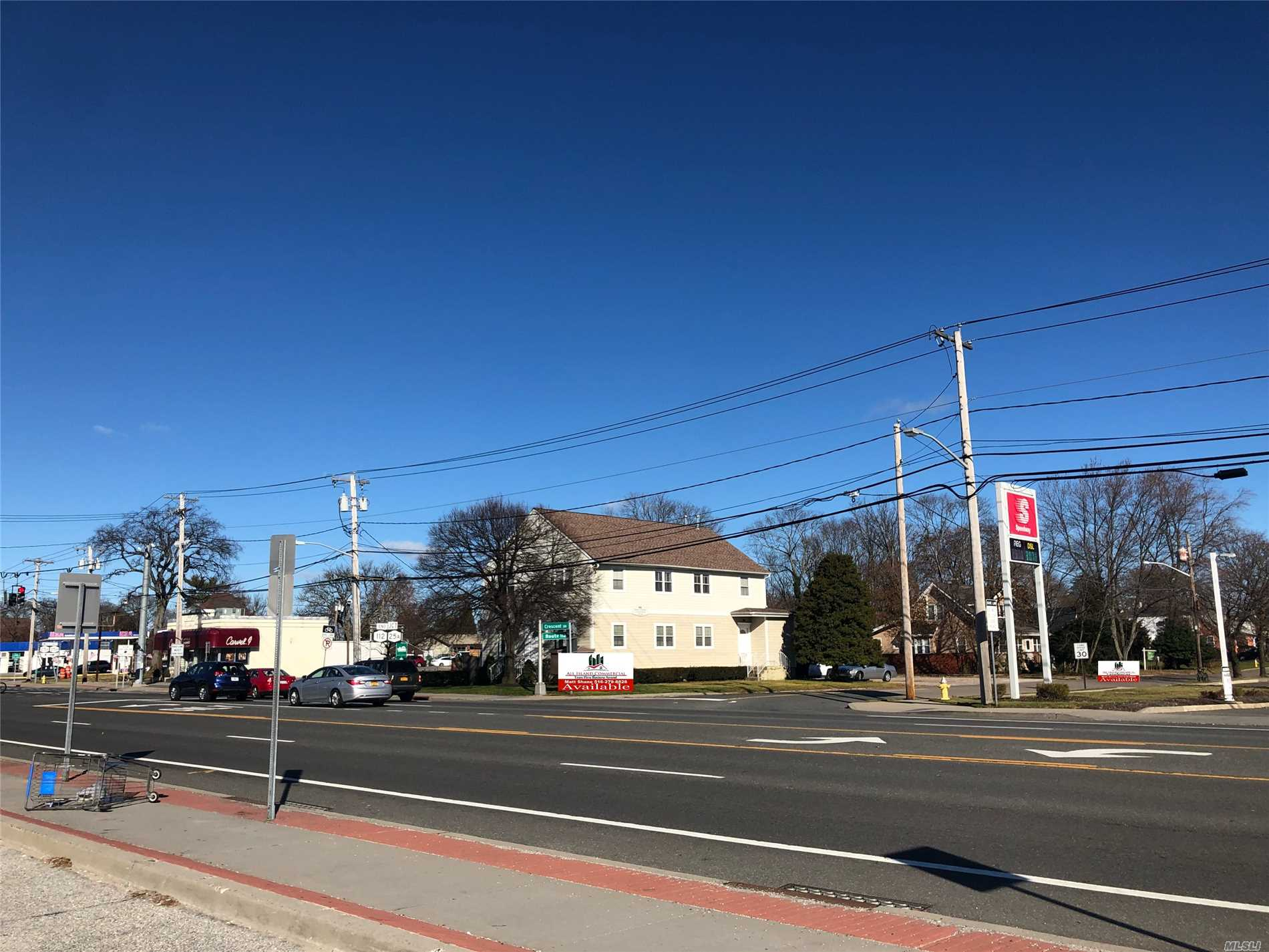 Commercial for sale in 409 Patchogue Rd, Pt.Jefferson Sta, NY ,11776