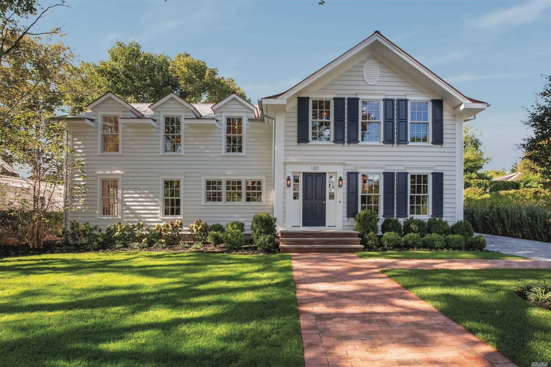 Residential For Sale in 130 Madison St, Sag Harbor, NY ,11963
