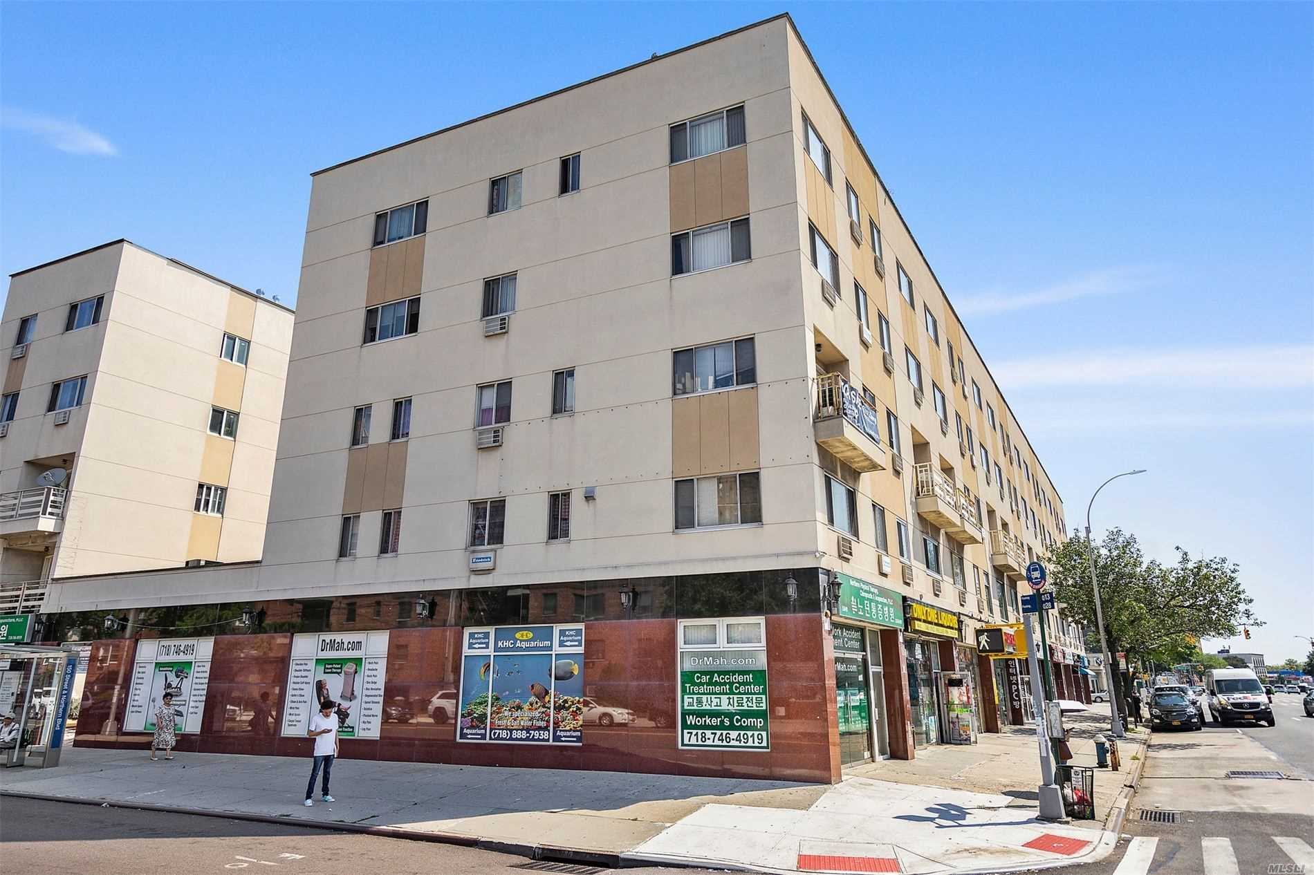 Residential For Sale in 150-01 Northern Blvd, Flushing, NY ,11354