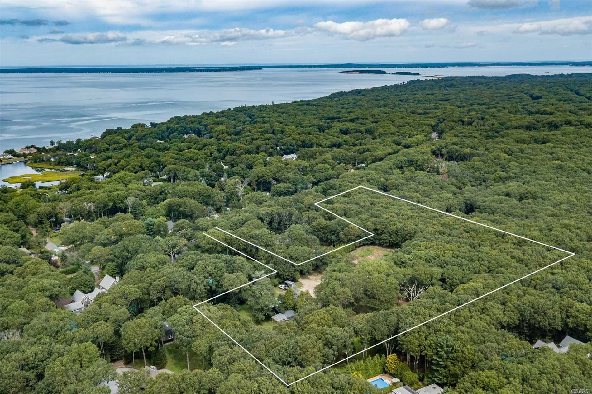 Land for sale in 1566 Noyack Road, Southampton, NY ,11968