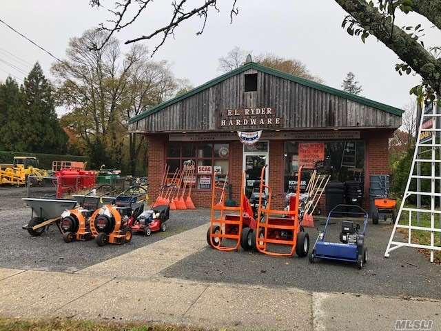 Commercial for sale in 494 Montauk Highway, E. Quogue, NY ,11942