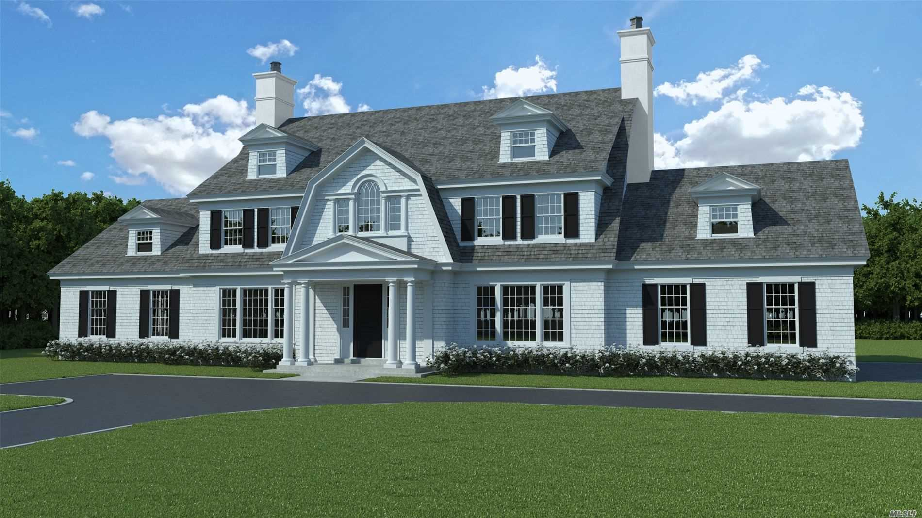 Residential For Sale in 34-Lot 2 Middle Hollow Rd, Lloyd Harbor, NY ,11743