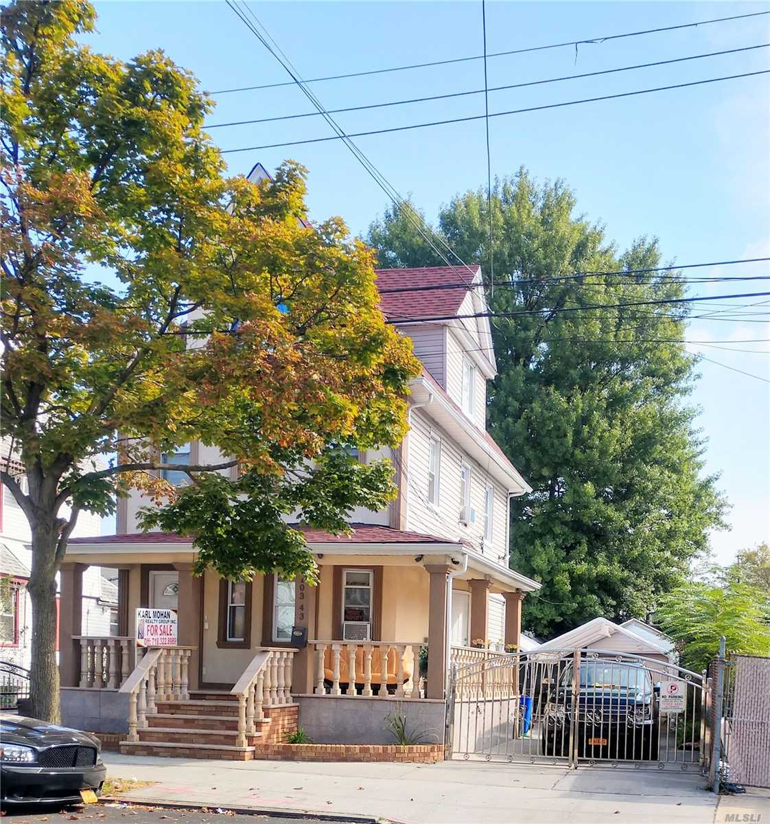 Residential For Sale in 103-43 107th St, Ozone Park, NY ,11417