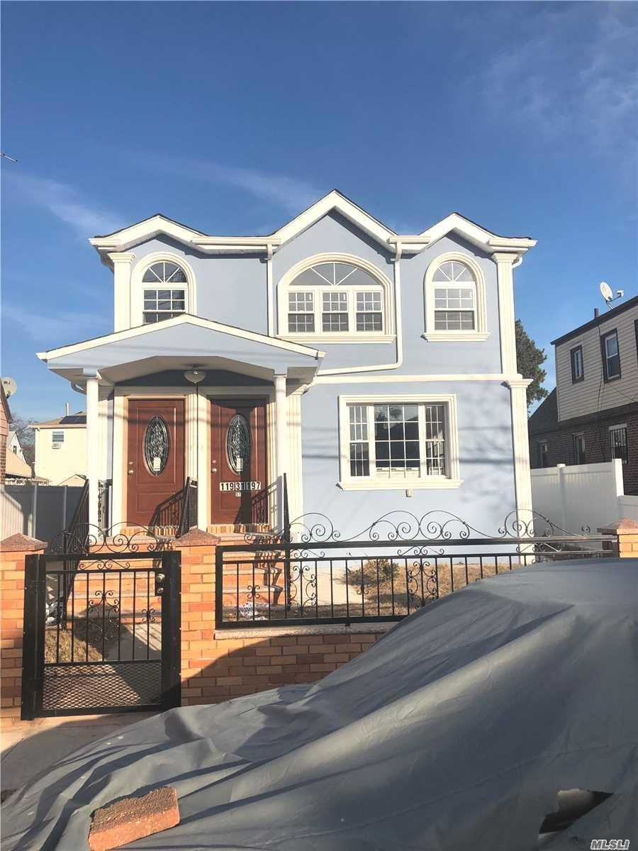 Residential For Sale in 119-31 197th St, St. Albans, NY ,11412