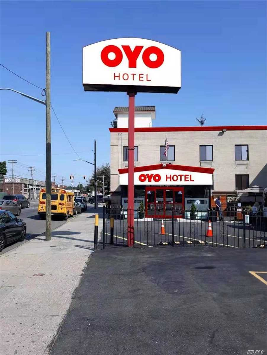Commercial for sale in 153-95 Rockaway Blvd, Jamaica, NY ,11434