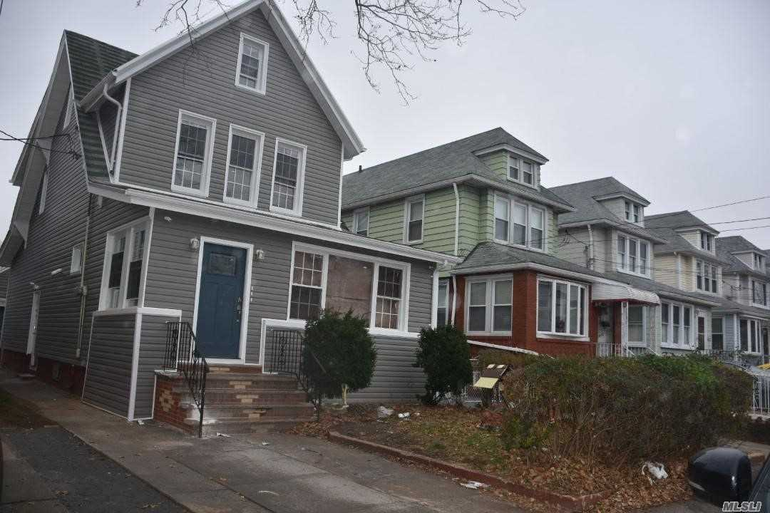 Residential For Sale in 114-36 118 St, S. Ozone Park, NY ,11420