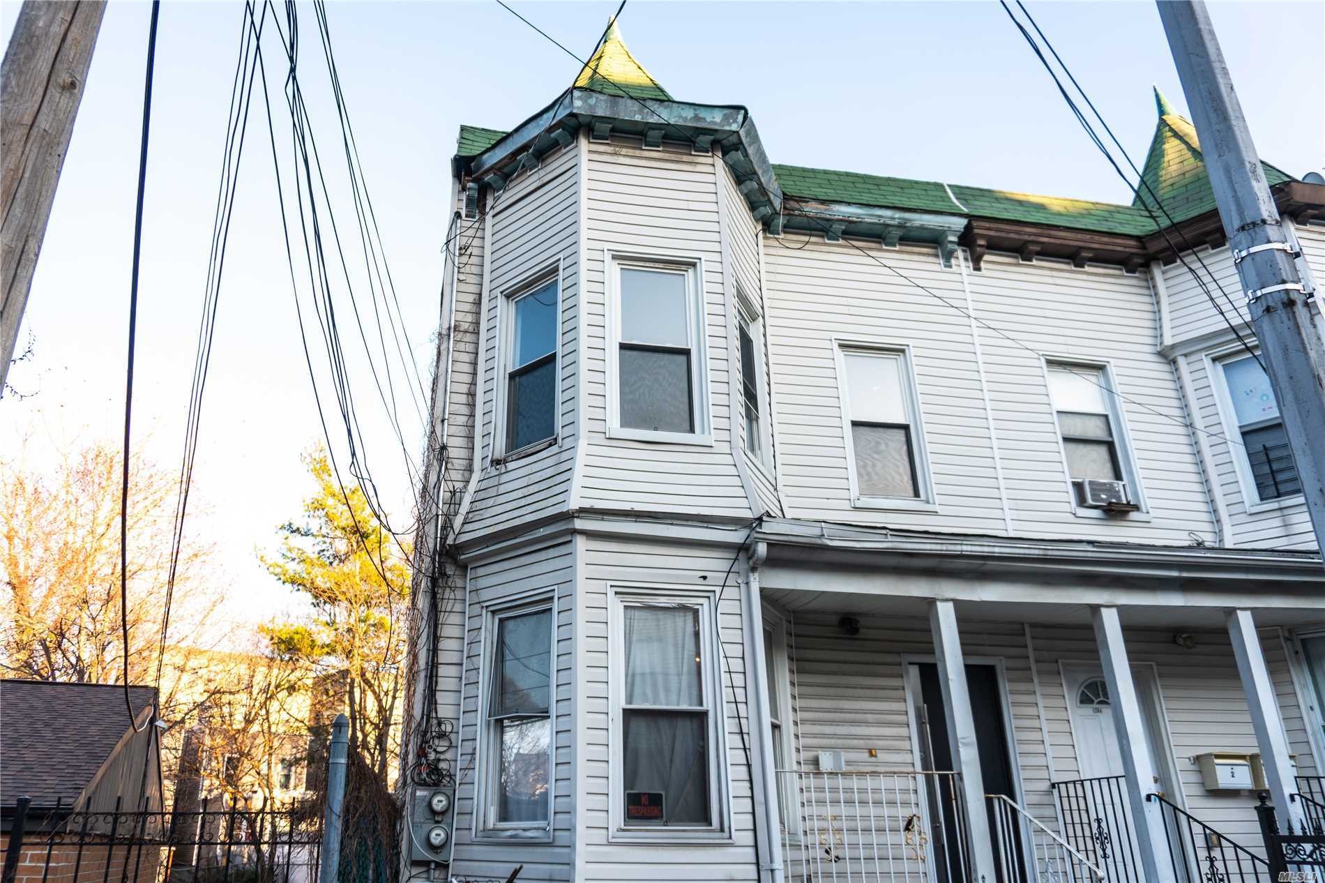 Residential For Sale in 1386 Clinton Avenue, Out Of Area Town, NY ,10456