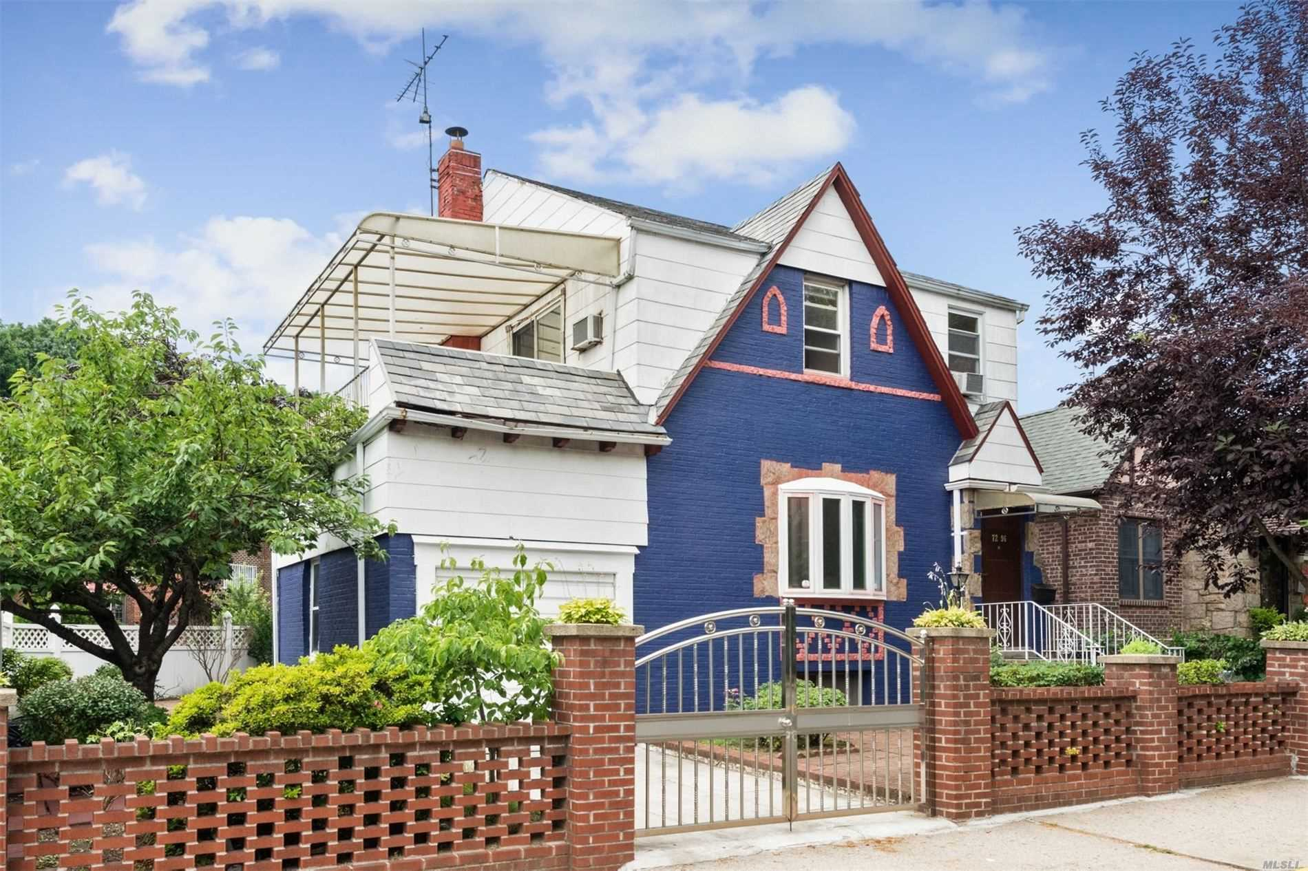 Residential For Sale in 72-96 Yellowstone Blvd, Forest Hills, NY ,11375