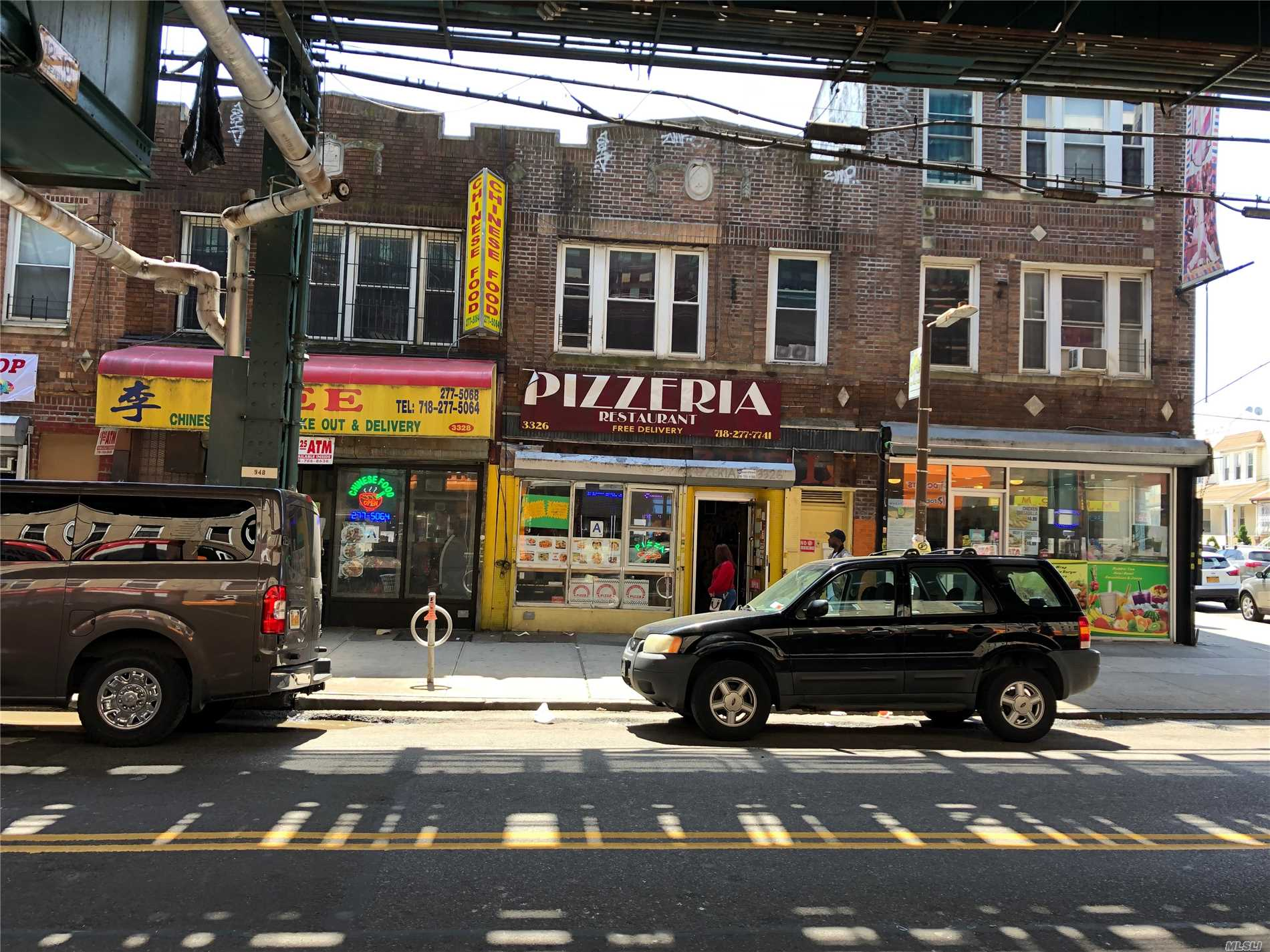 Residential For Sale in 3326 Fulton St, Brooklyn, NY ,11208