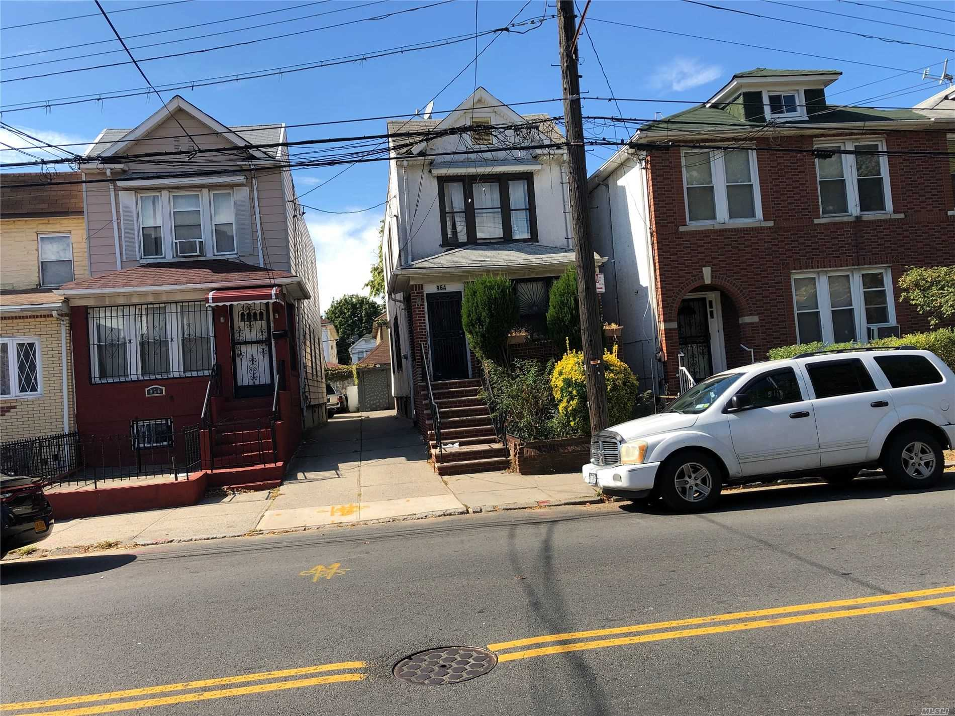 Residential For Sale in 964 Schenectady Ave, Brooklyn, NY ,11203