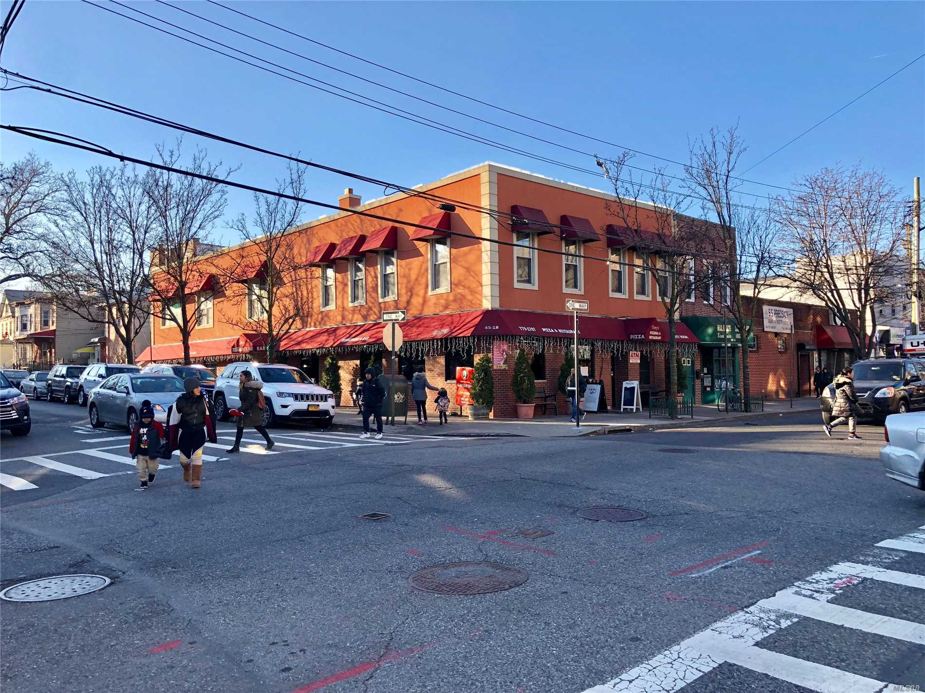 Commercial for sale in 4516-4518 104th St, Corona, NY ,11368