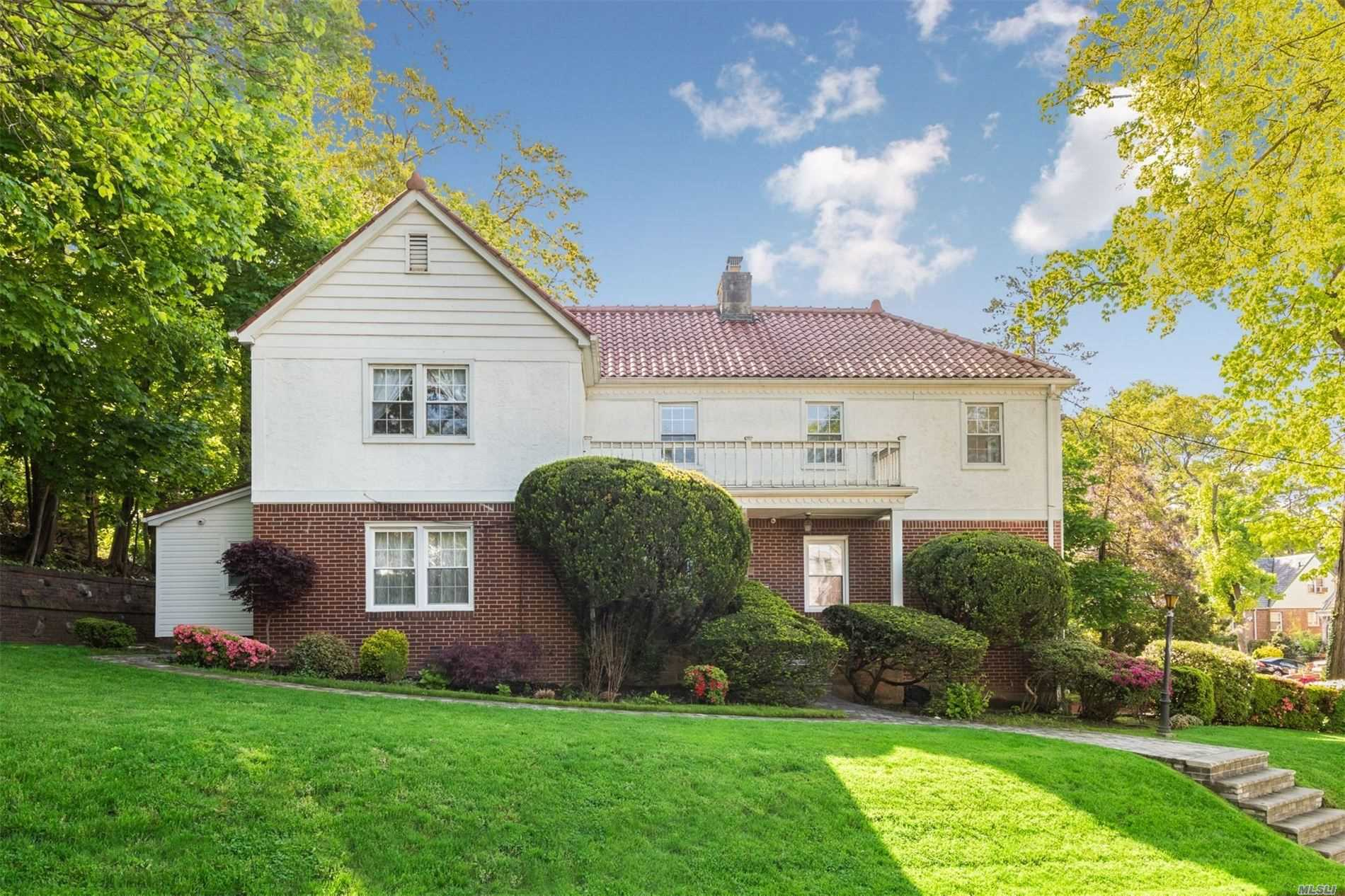 Residential For Sale in 87-15 Barrington St, Jamaica Estates, NY ,11432