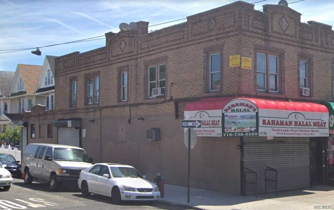 Commercial for sale in 127-20 Liberty Ave, Richmond Hill S., NY ,11419