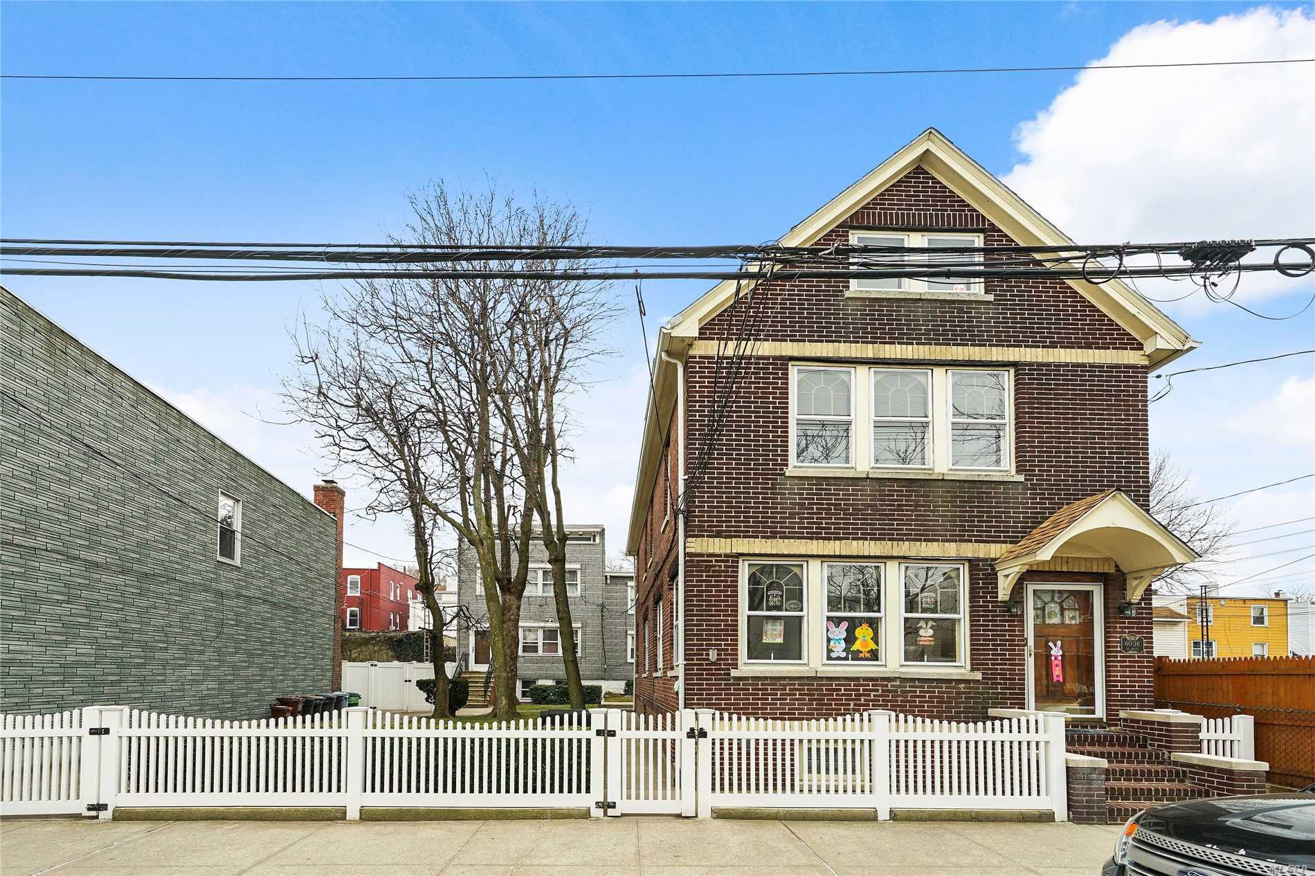 Residential For Sale in 60-36 56th Dr, Maspeth, NY ,11378