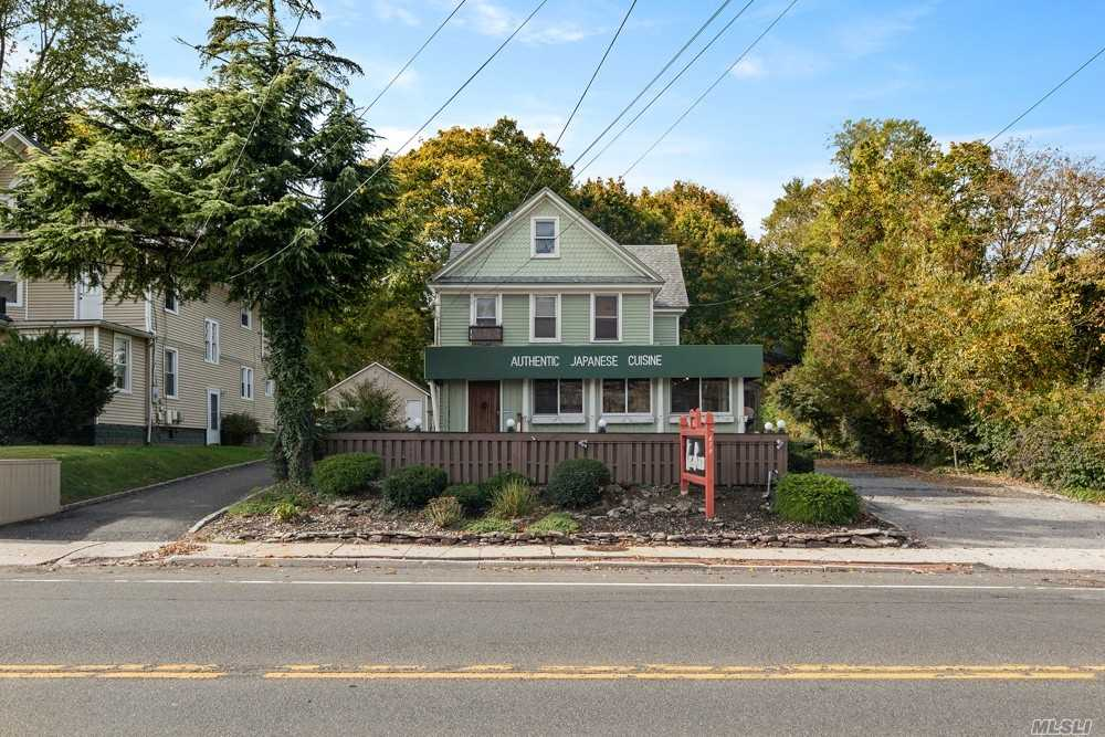 Commercial for sale in 479 New York Ave, Huntington, NY ,11743