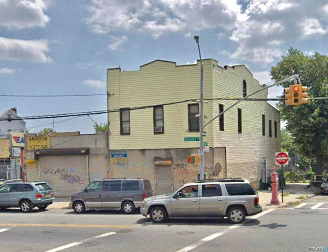 Commercial for sale in 124-134 Jamaica Ave, Brooklyn, NY ,11207