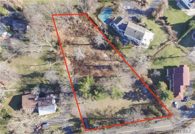 Land for sale in 226 Richards Ln, Hewlett Harbor, NY ,11557