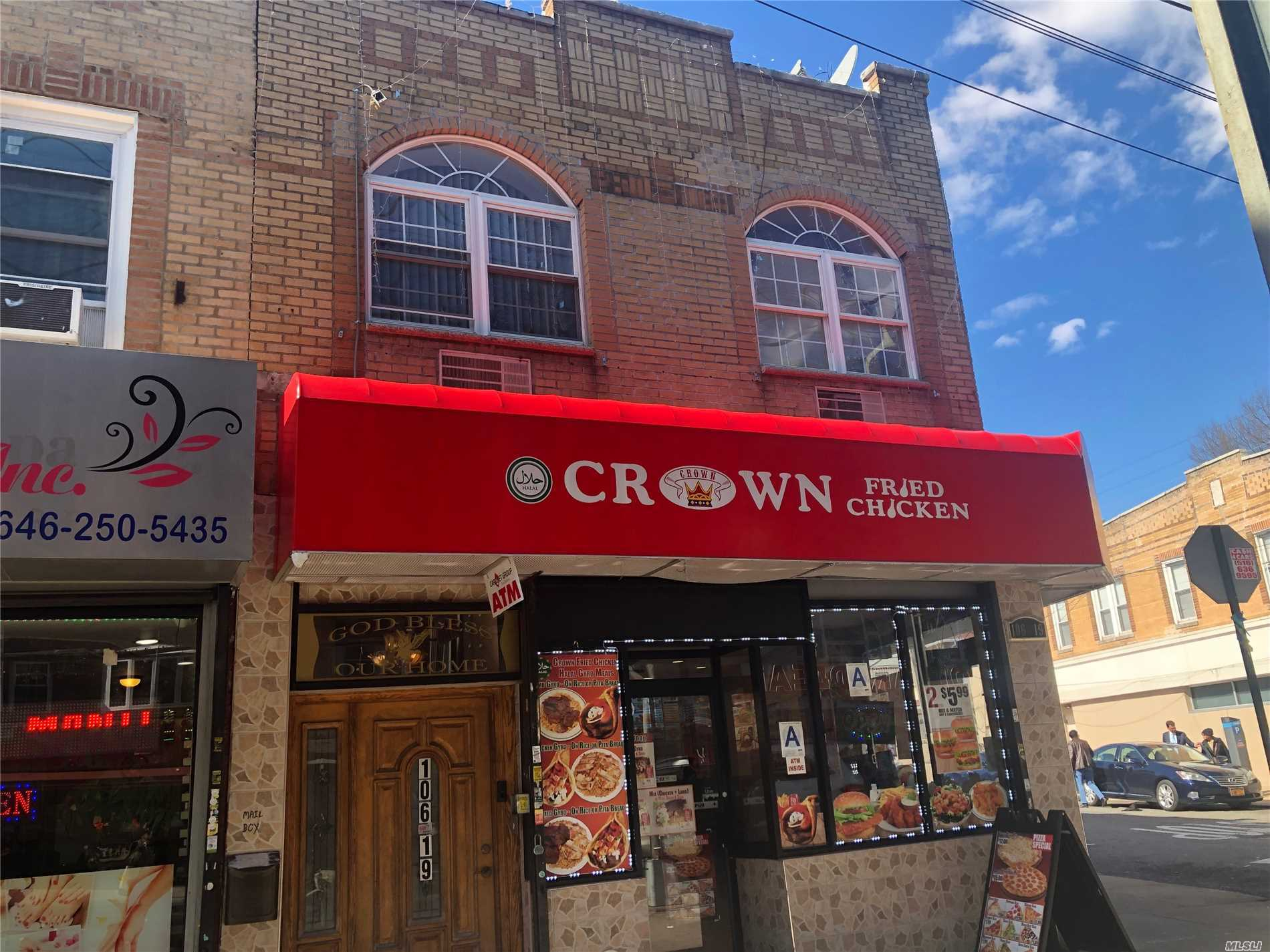 Residential For Sale in 106-19 Liberty Ave, Ozone Park, NY ,11417