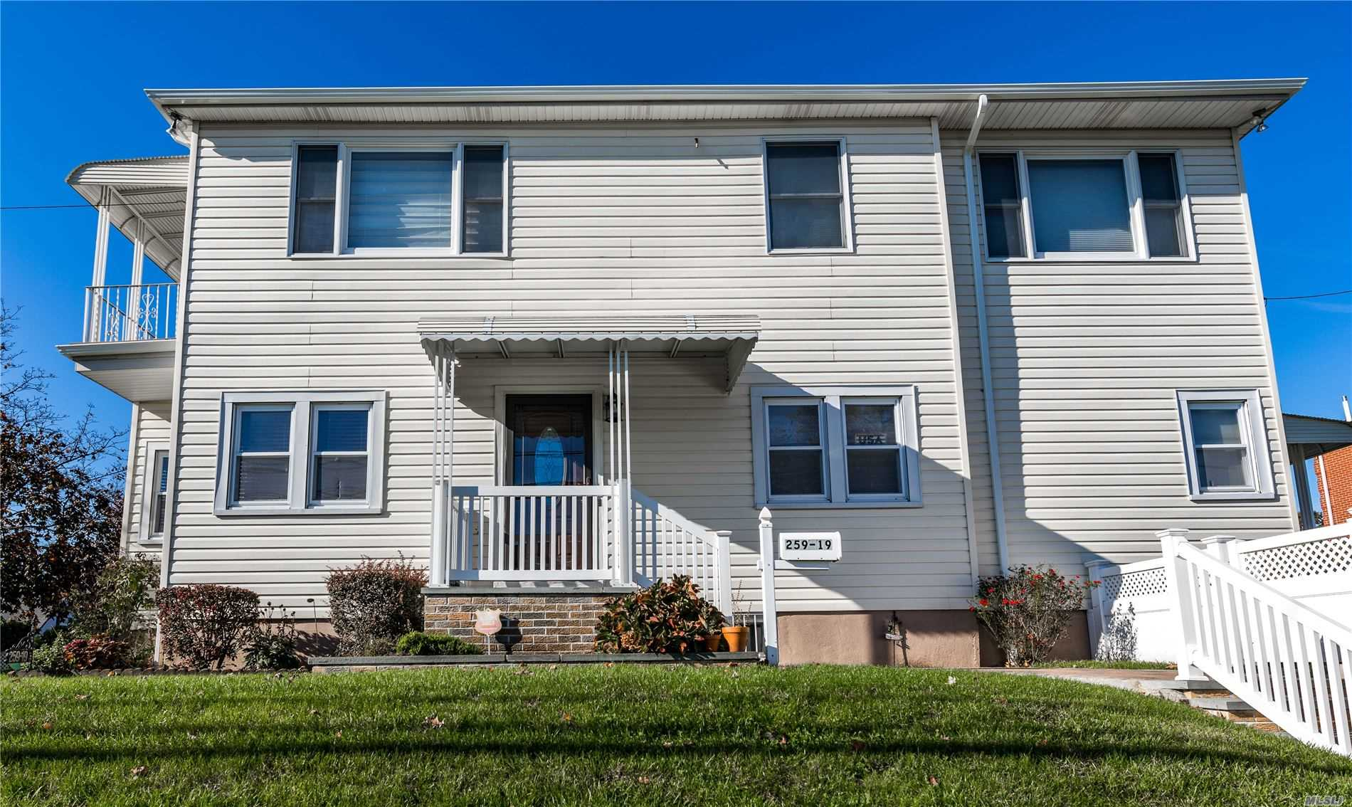 Residential For Sale in 259-19 81st Ave, Floral Park, NY ,11004