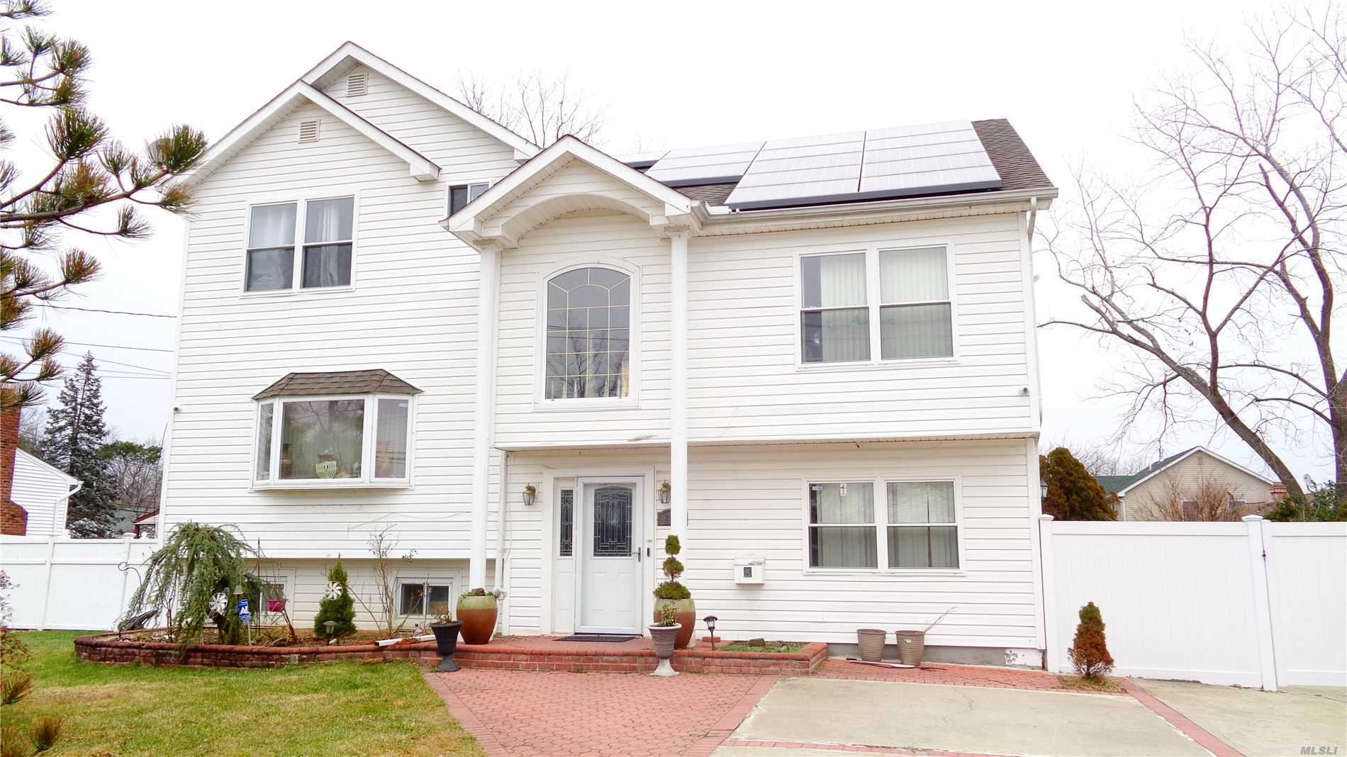 Residential For Sale in 591 Broadway Ave, Brentwood, NY ,11717