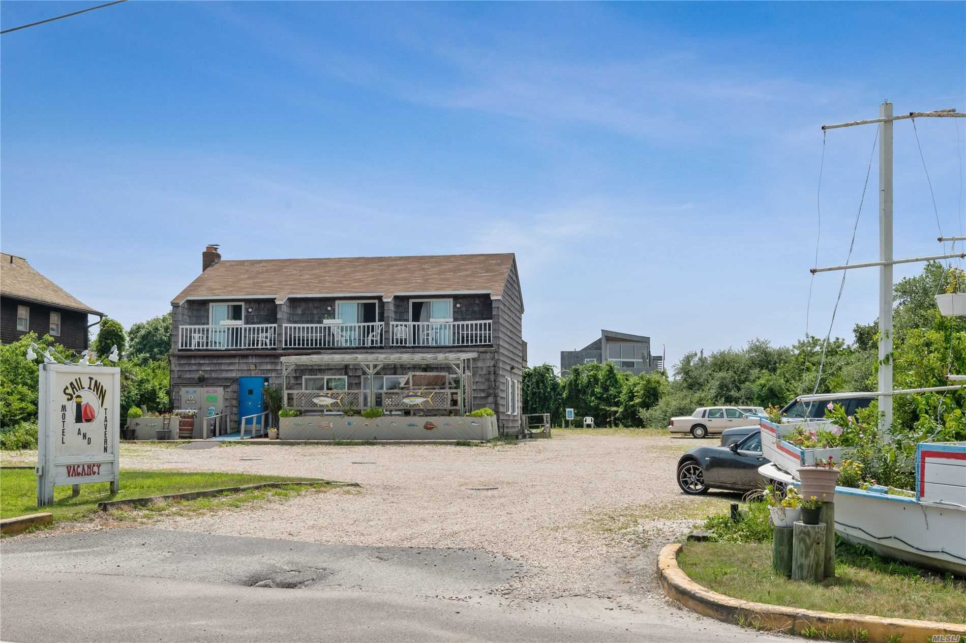 Commercial for sale in 548 Lake W Dr, Montauk, NY ,11954