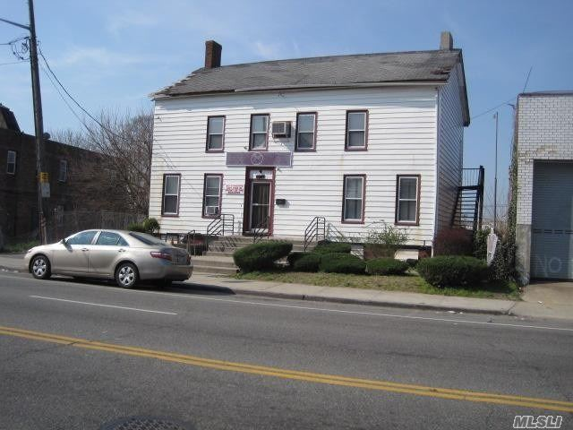 Commercial for sale in 85 Franklin S St, Hempstead, NY ,11550