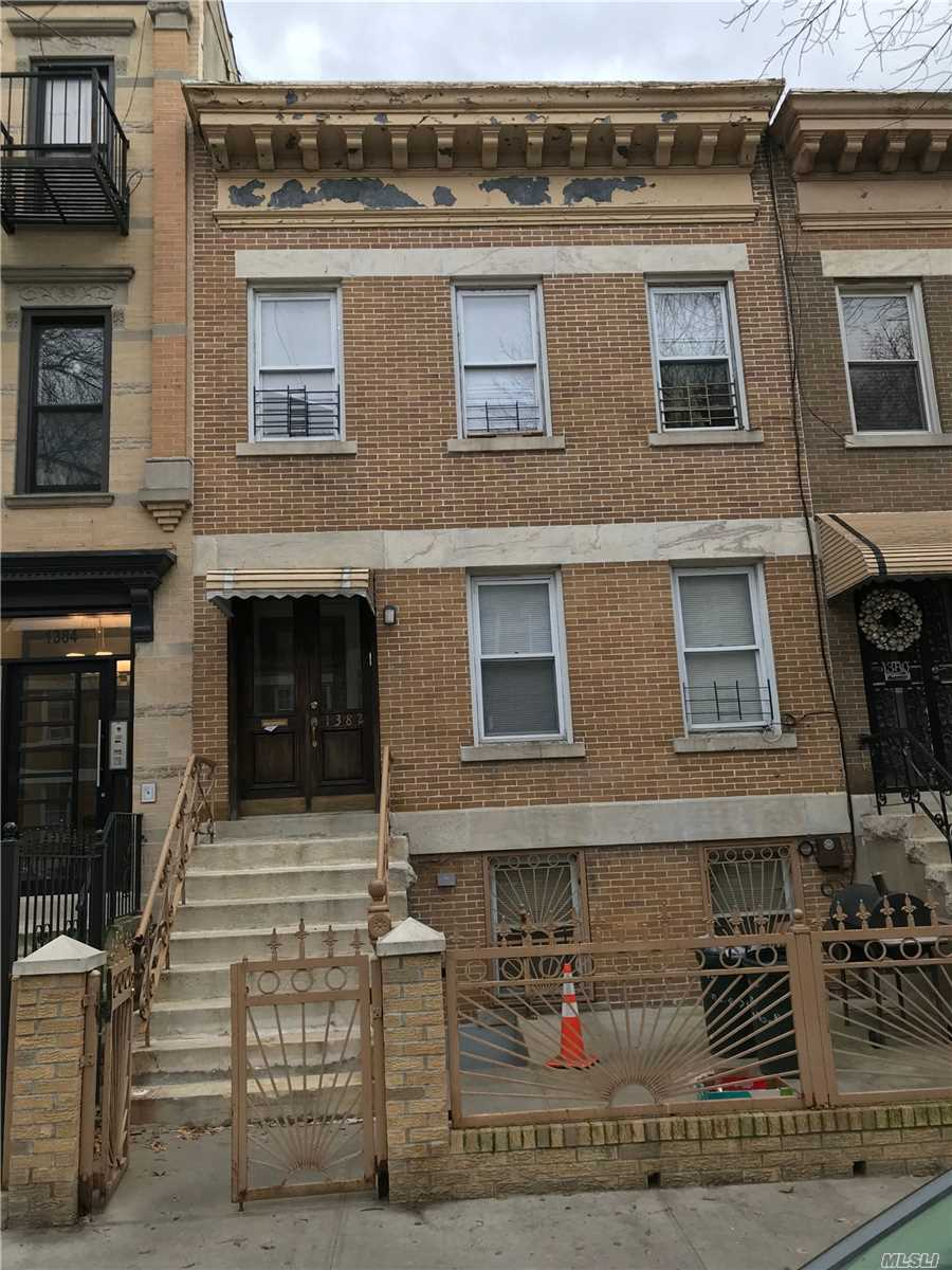 Residential For Sale in 1382 Madison St, Brooklyn, NY ,11237